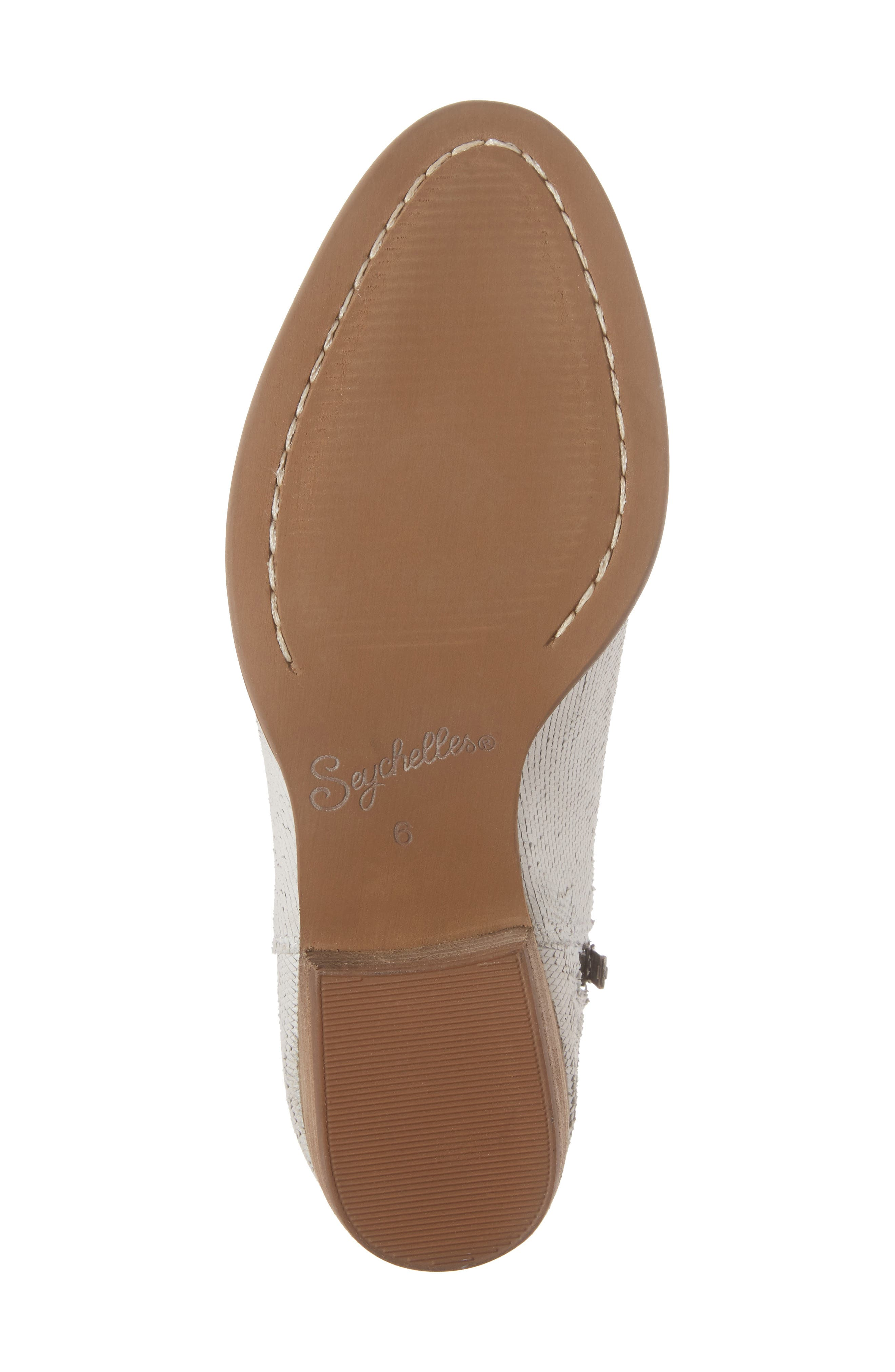 Alternate Image 6  - Seychelles Snare Towel Bootie (Women)