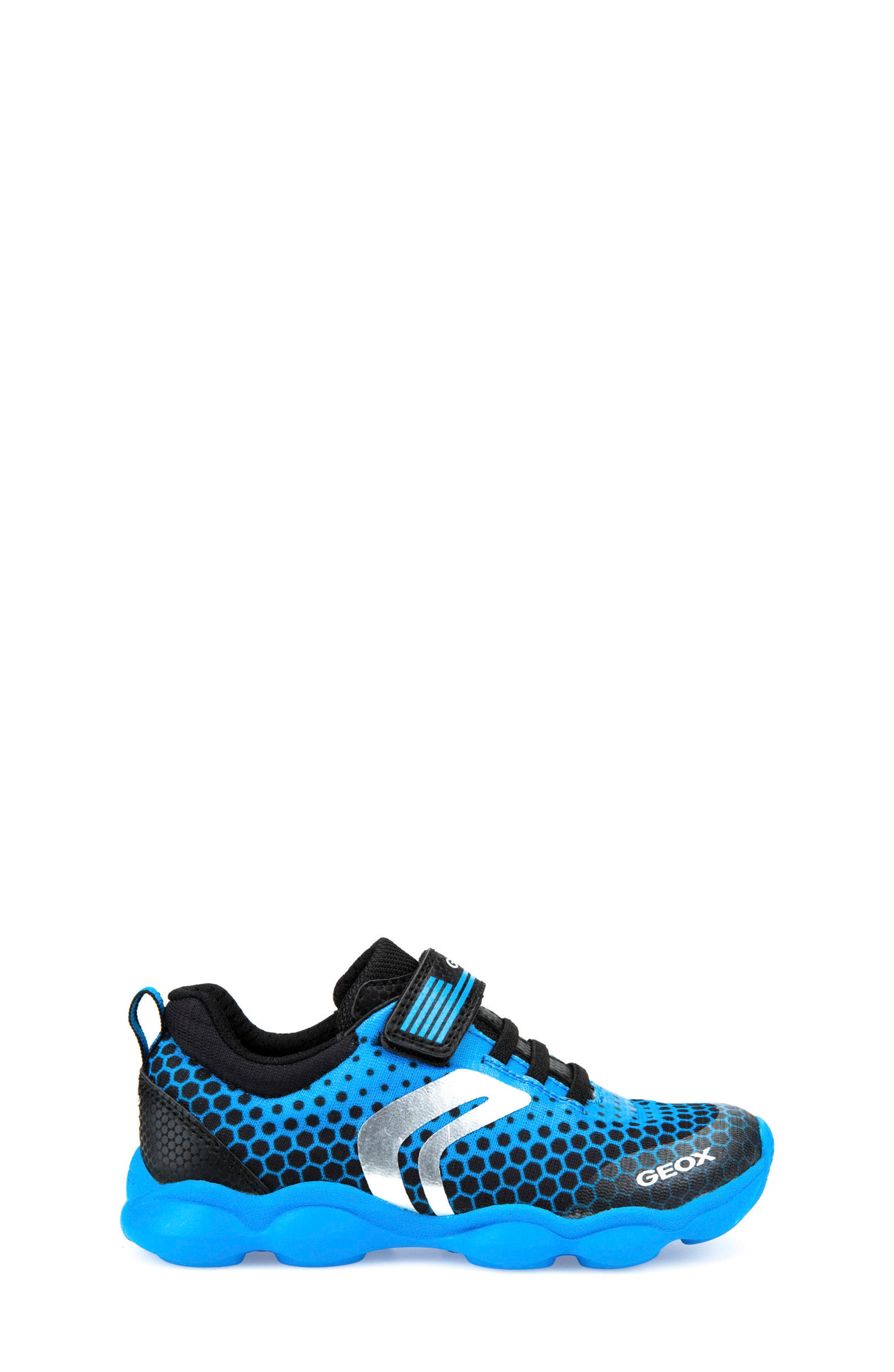 Munfrey Sneaker,                             Alternate thumbnail 3, color,                             Light Blue/ Black