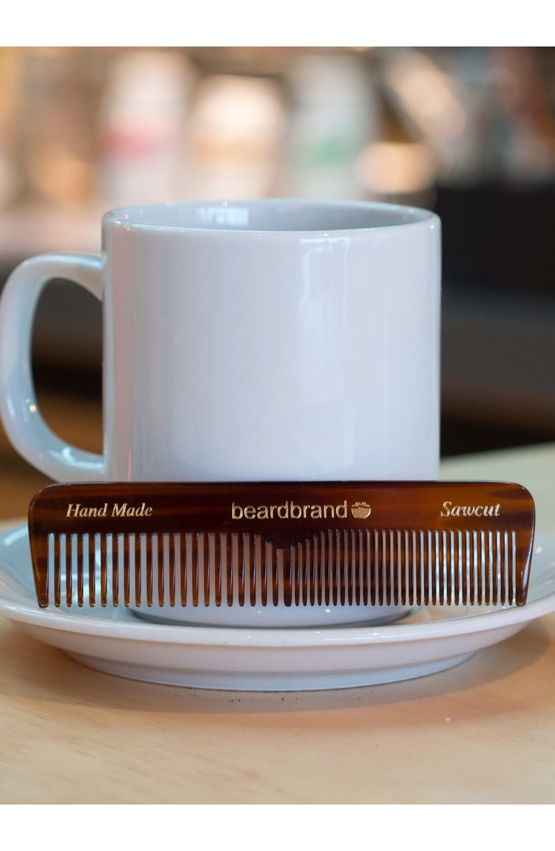 Alternate Image 2  - beardbrand Pocket Beard Comb