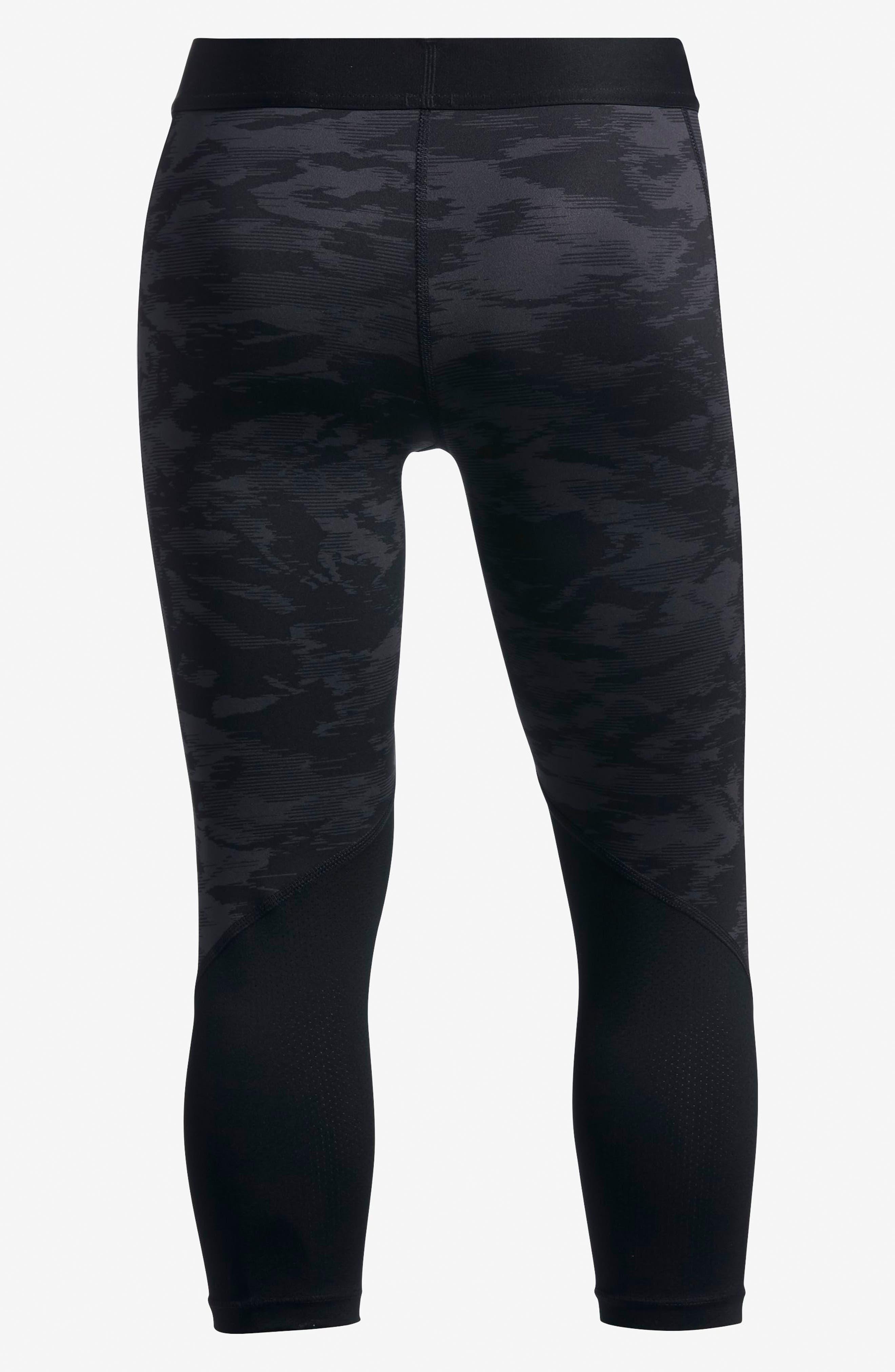 Alternate Image 5  - Nike Pro Cool Crop Leggings (Big Girls)