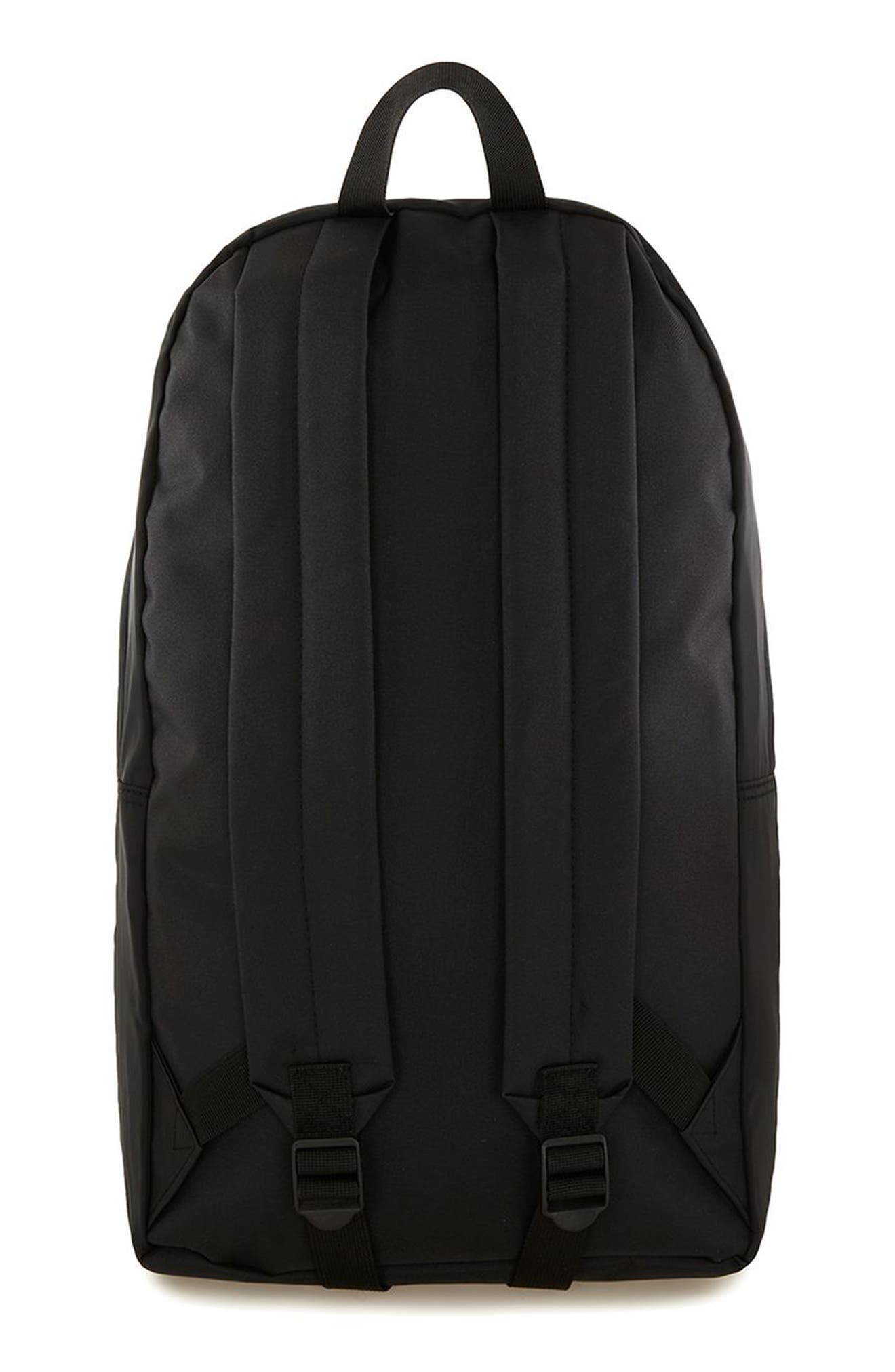 Ripstop Backpack,                             Alternate thumbnail 2, color,                             Black