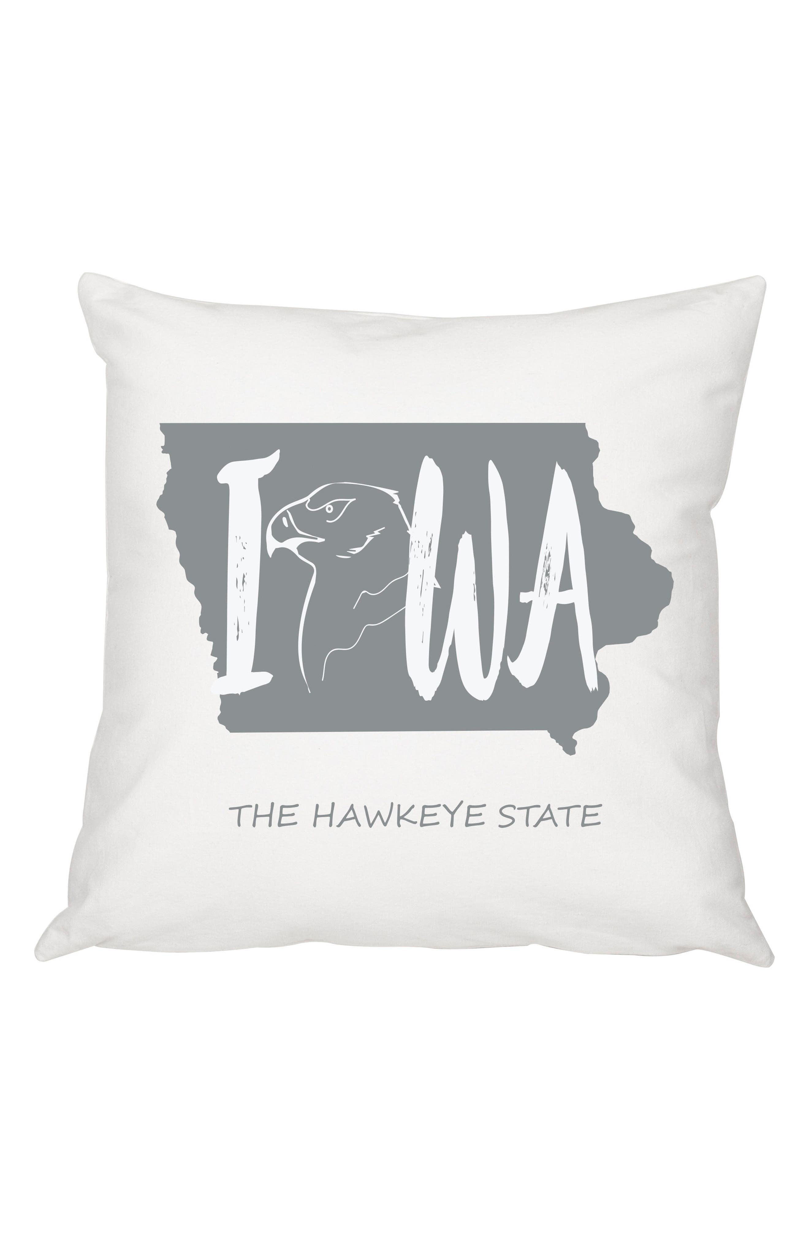 Main Image - Cathy's Concepts My State Accent Pillow