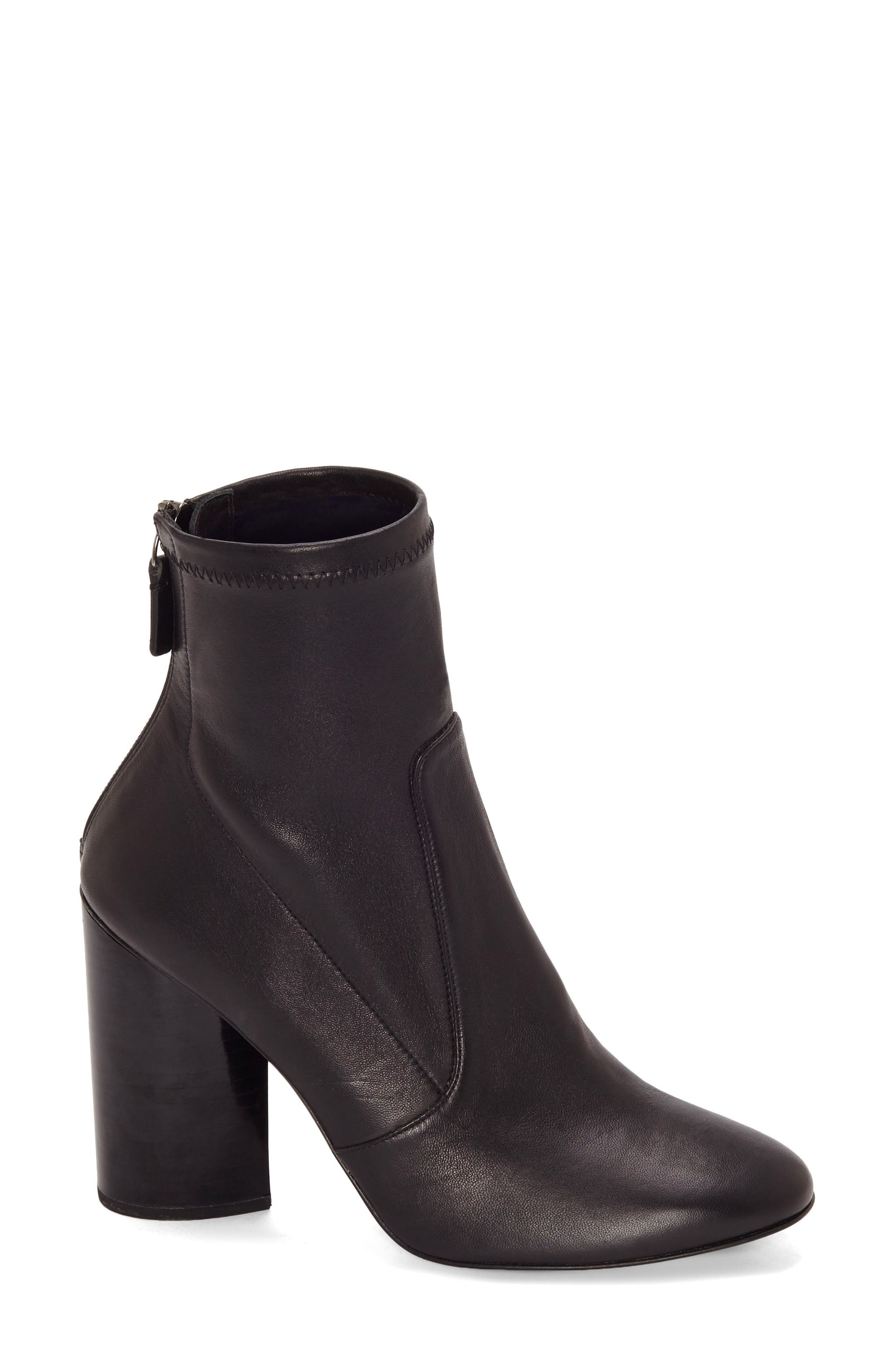 Alternate Image 1 Selected - Mercedes Castillo Dessa Round Toe Bootie (Women)