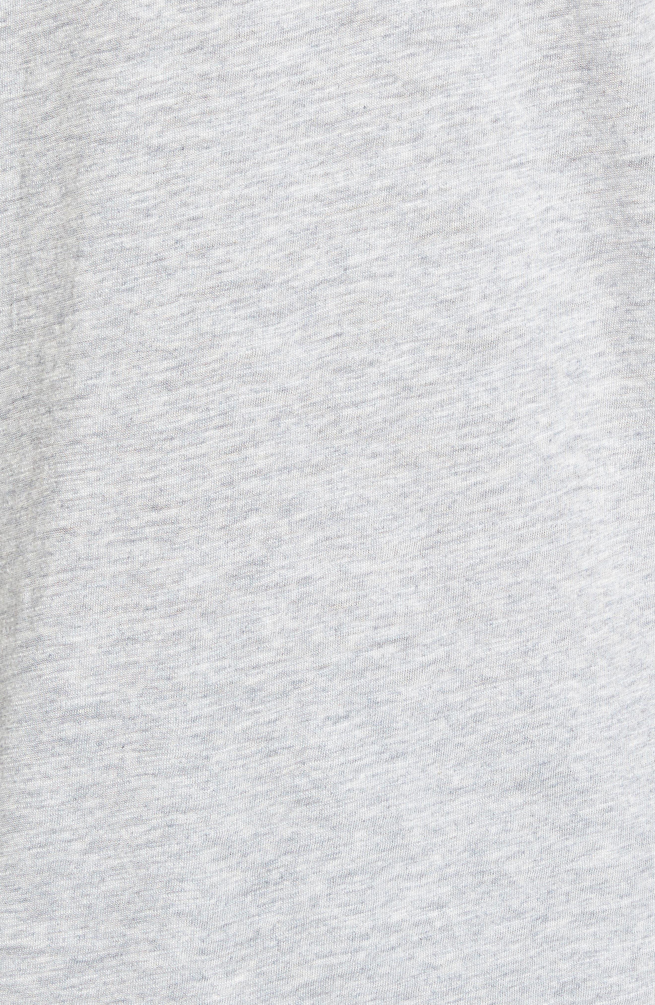 Alternate Image 6  - Ted Baker London Samsal Pocket T-Shirt