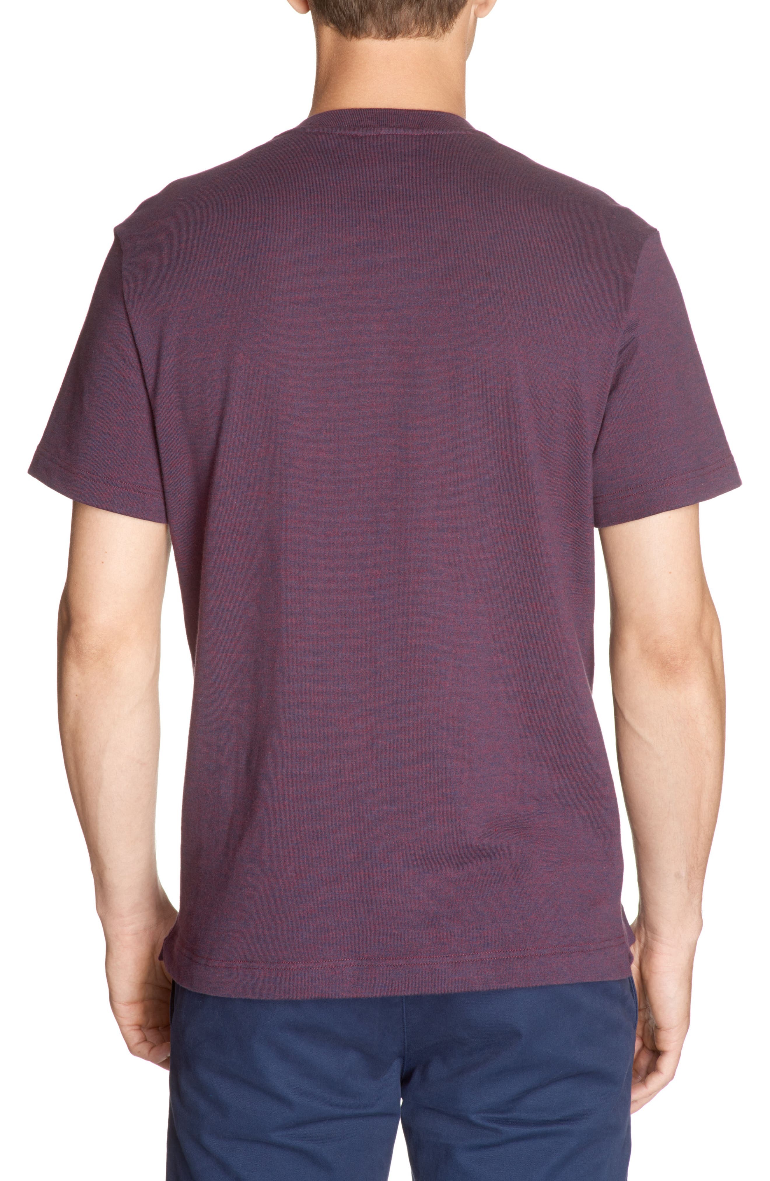 Alternate Image 2  - Lacoste Henley T-Shirt
