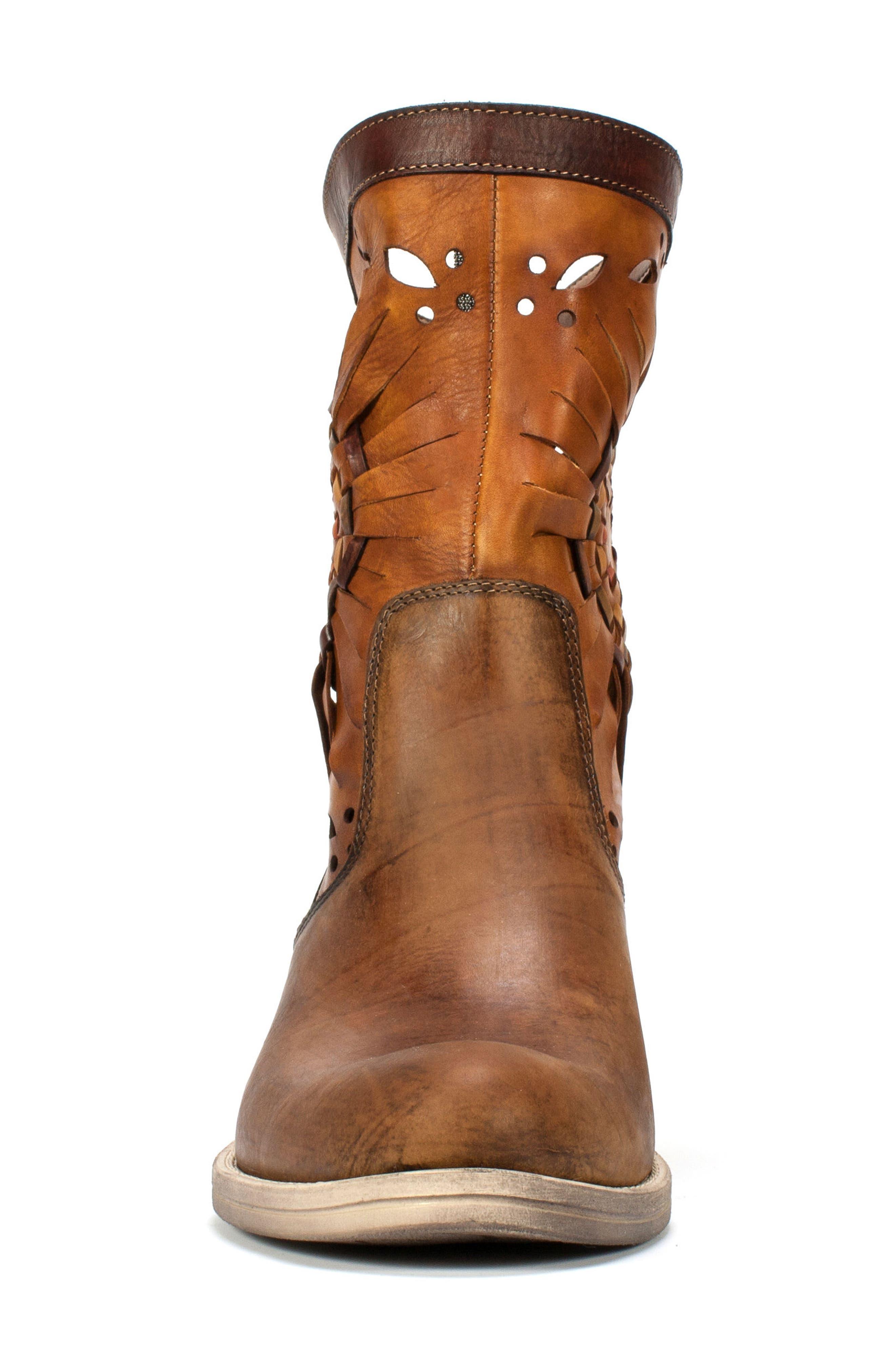 Alternate Image 4  - Summit Taryn Woven Sunburst Boot (Women)
