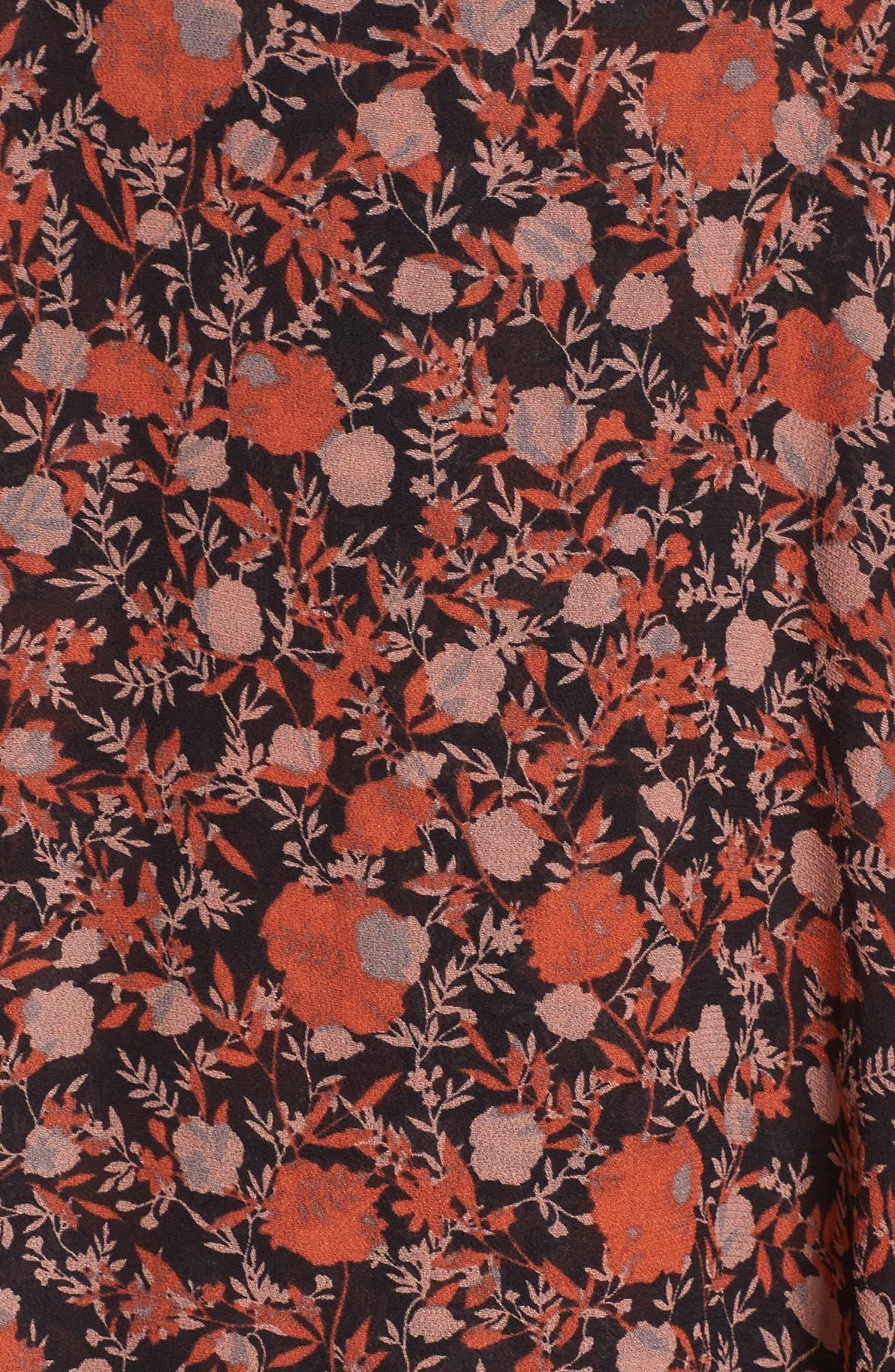 Alternate Image 6  - Greylin Haylie Fit & Flare Dress