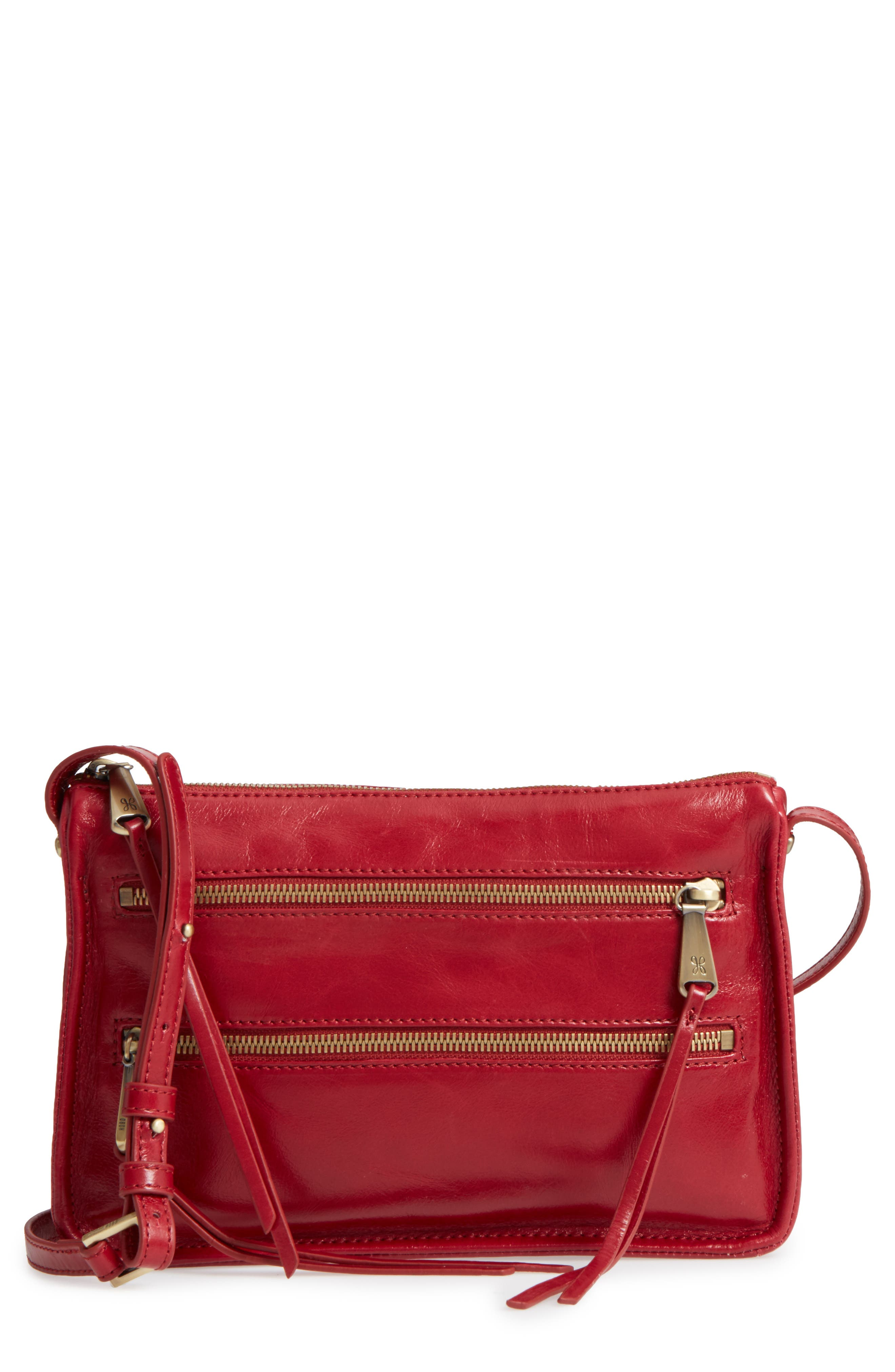 Alternate Image 1 Selected - Hobo Mission Leather Crossbody Bag