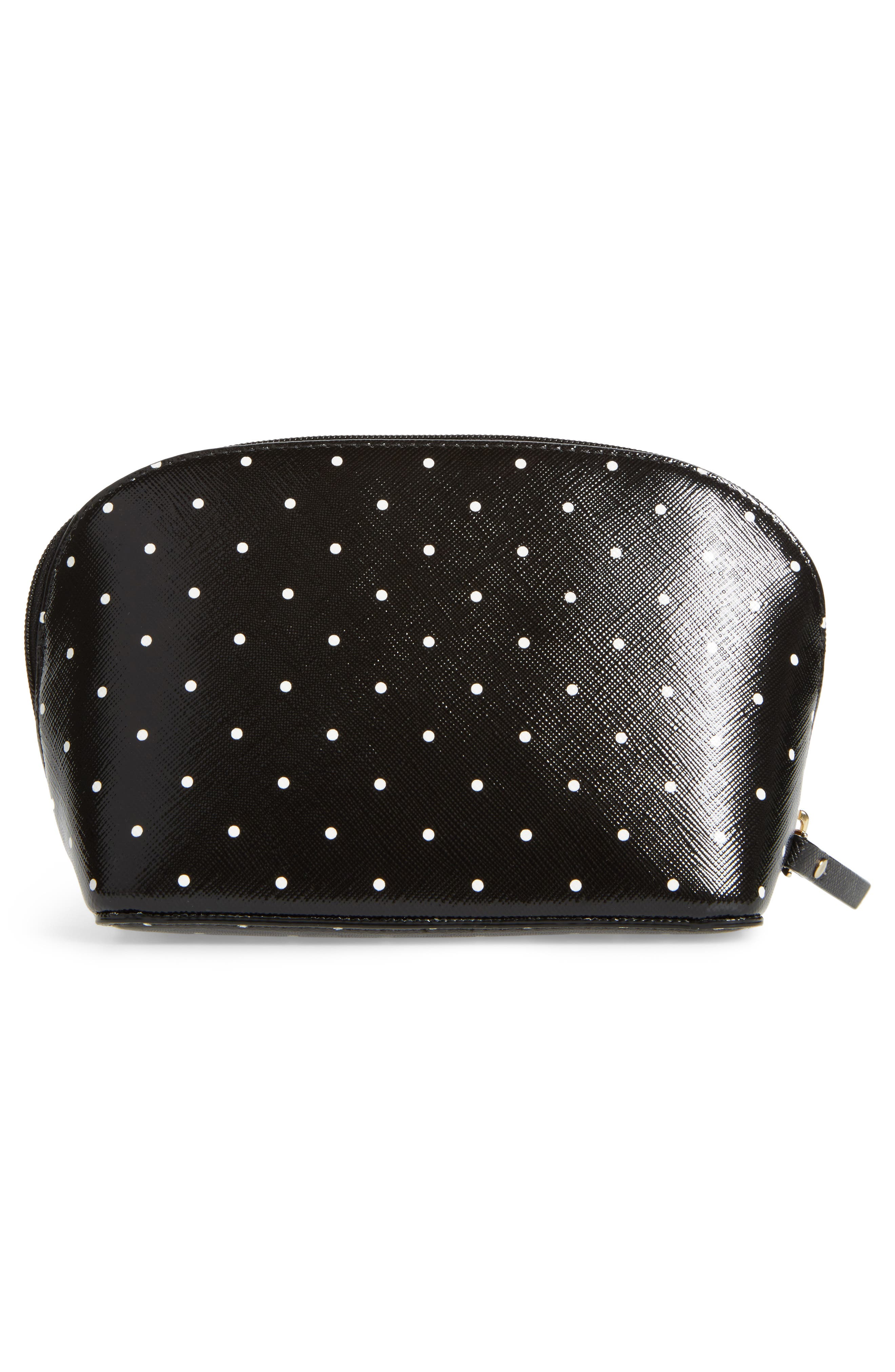 Alternate Image 2  - kate spade new york brooks drive - small abalene faux leather pouch