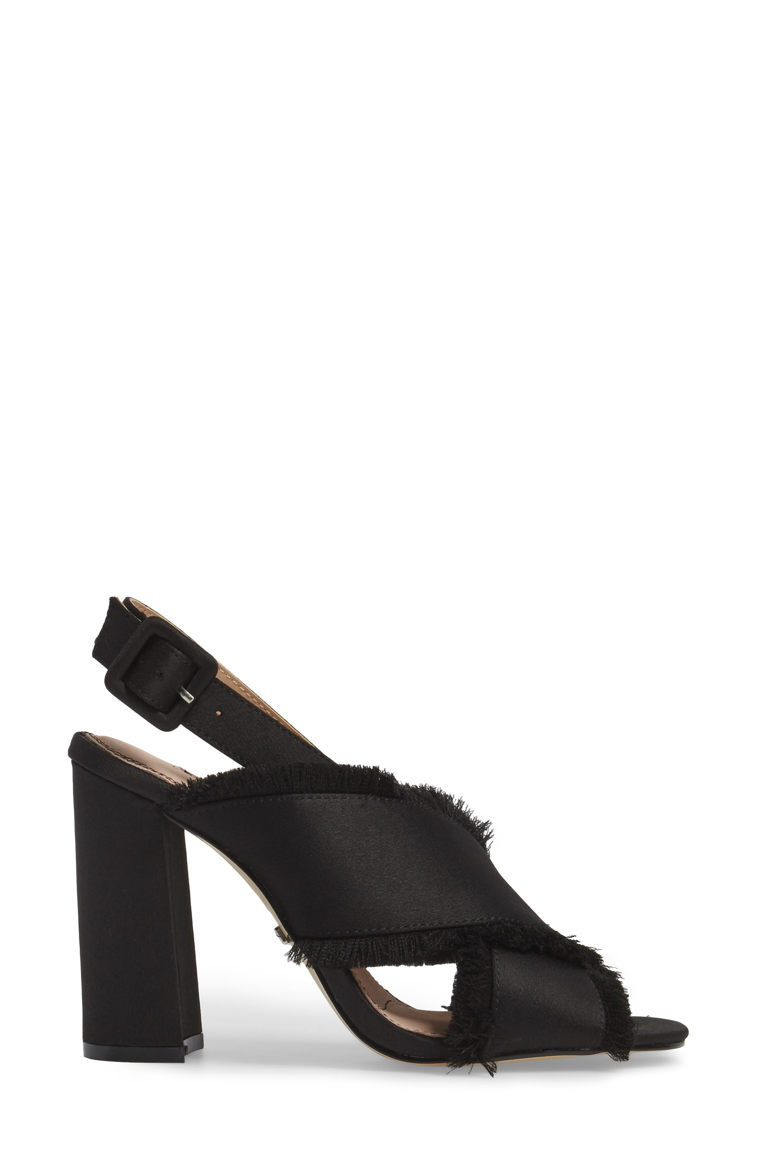 Alternate Image 3  - Topshop Reef Fringe Sandal (Women)