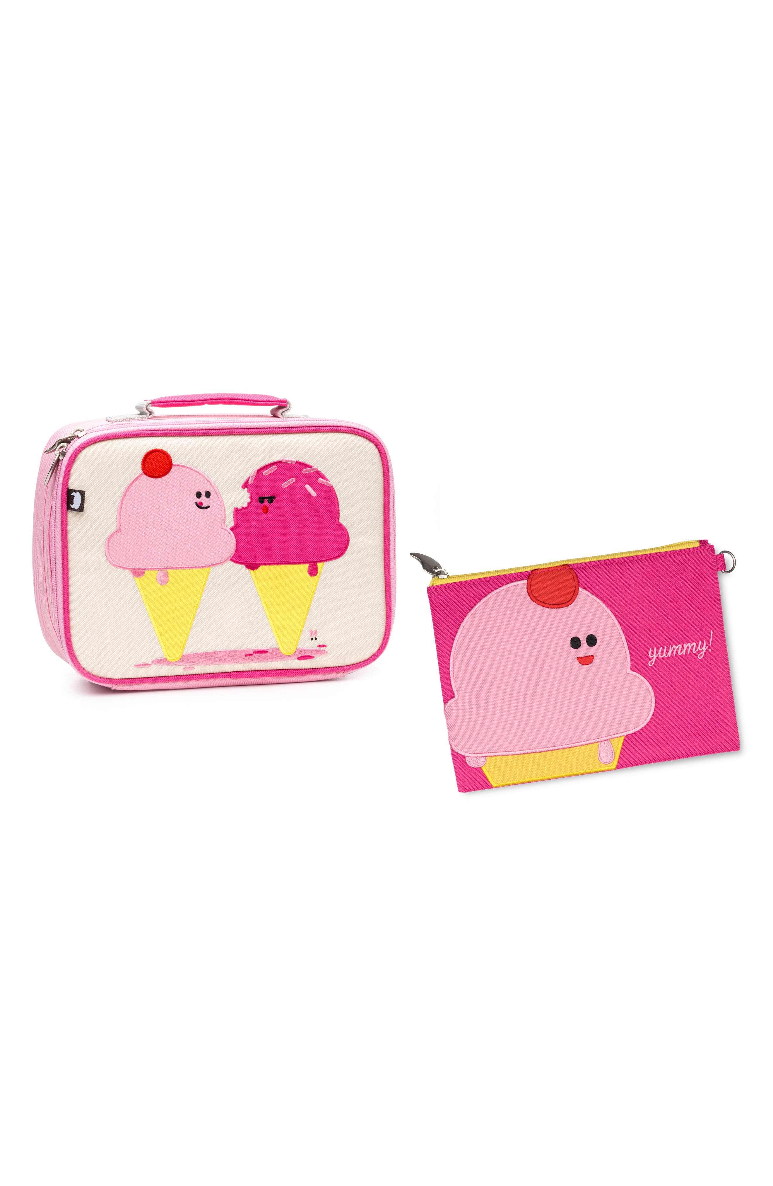 Beatrix New York Lunch Box & Travel Pouch Set
