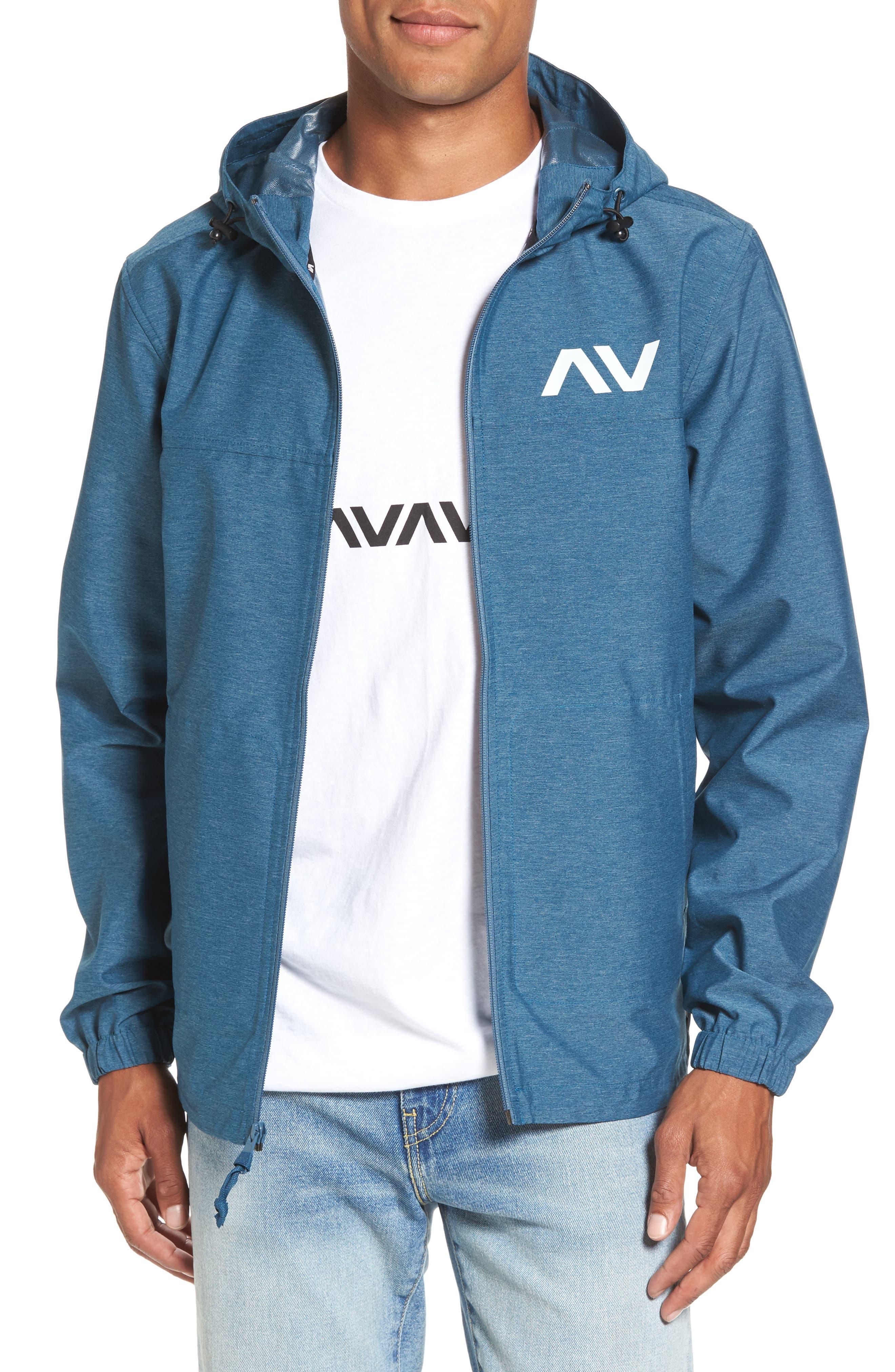 Alternate Image 1 Selected - RVCA Steep Sport Jacket