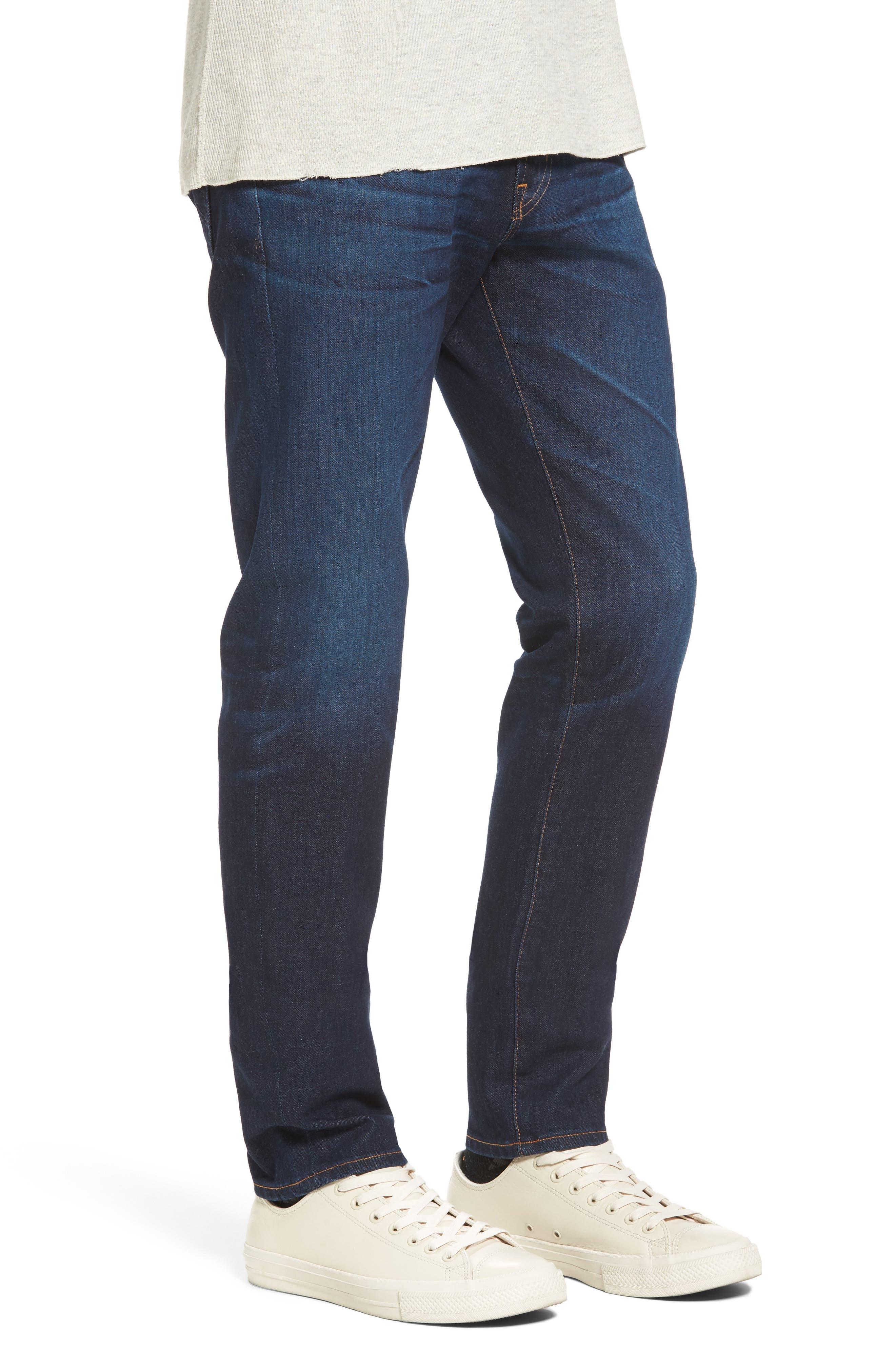 Alternate Image 3  - AG Dylan Skinny Jeans (5 Years Porter)