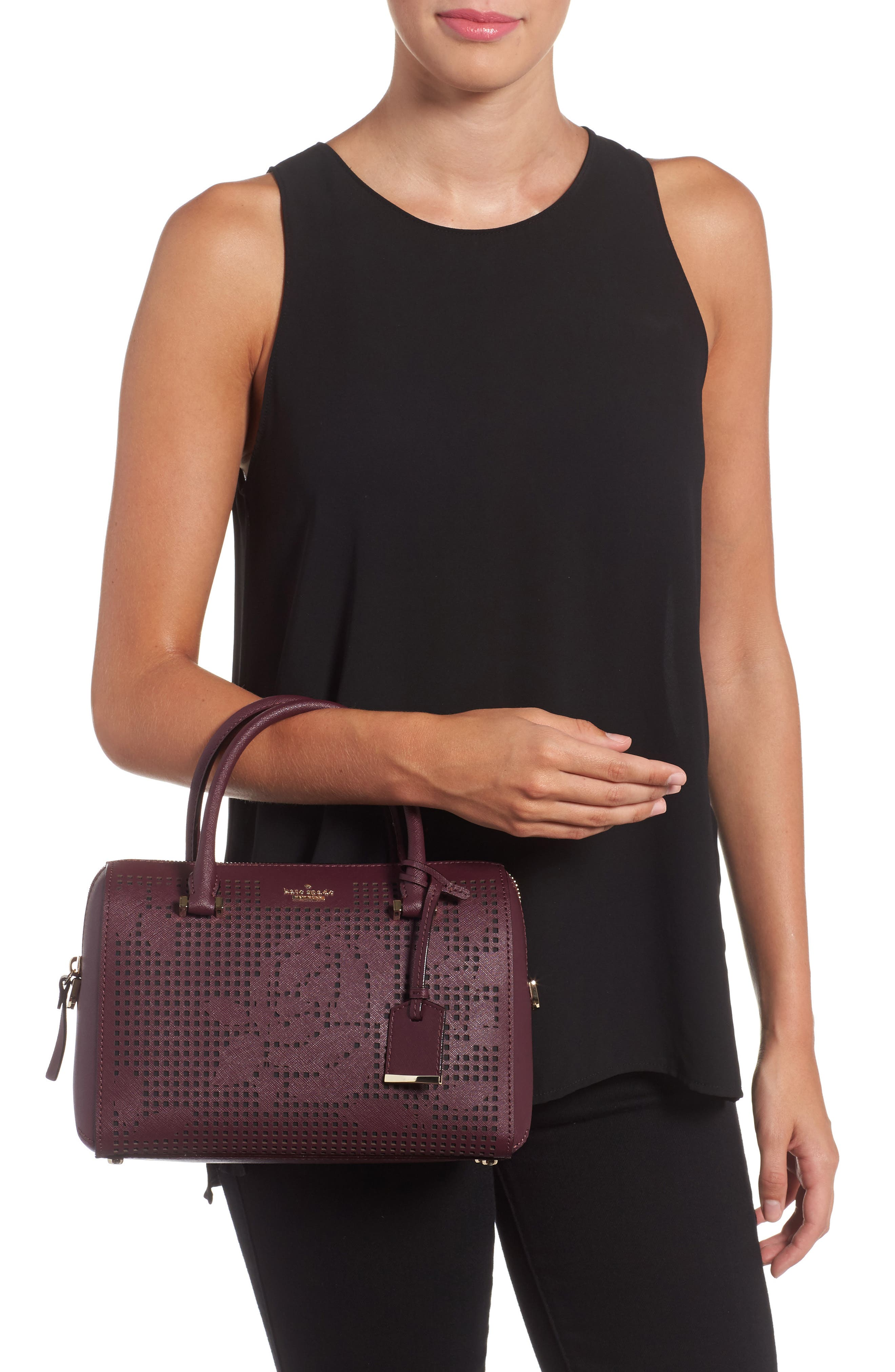 Alternate Image 2  - kate spade new york cameron street - large lane leather satchel