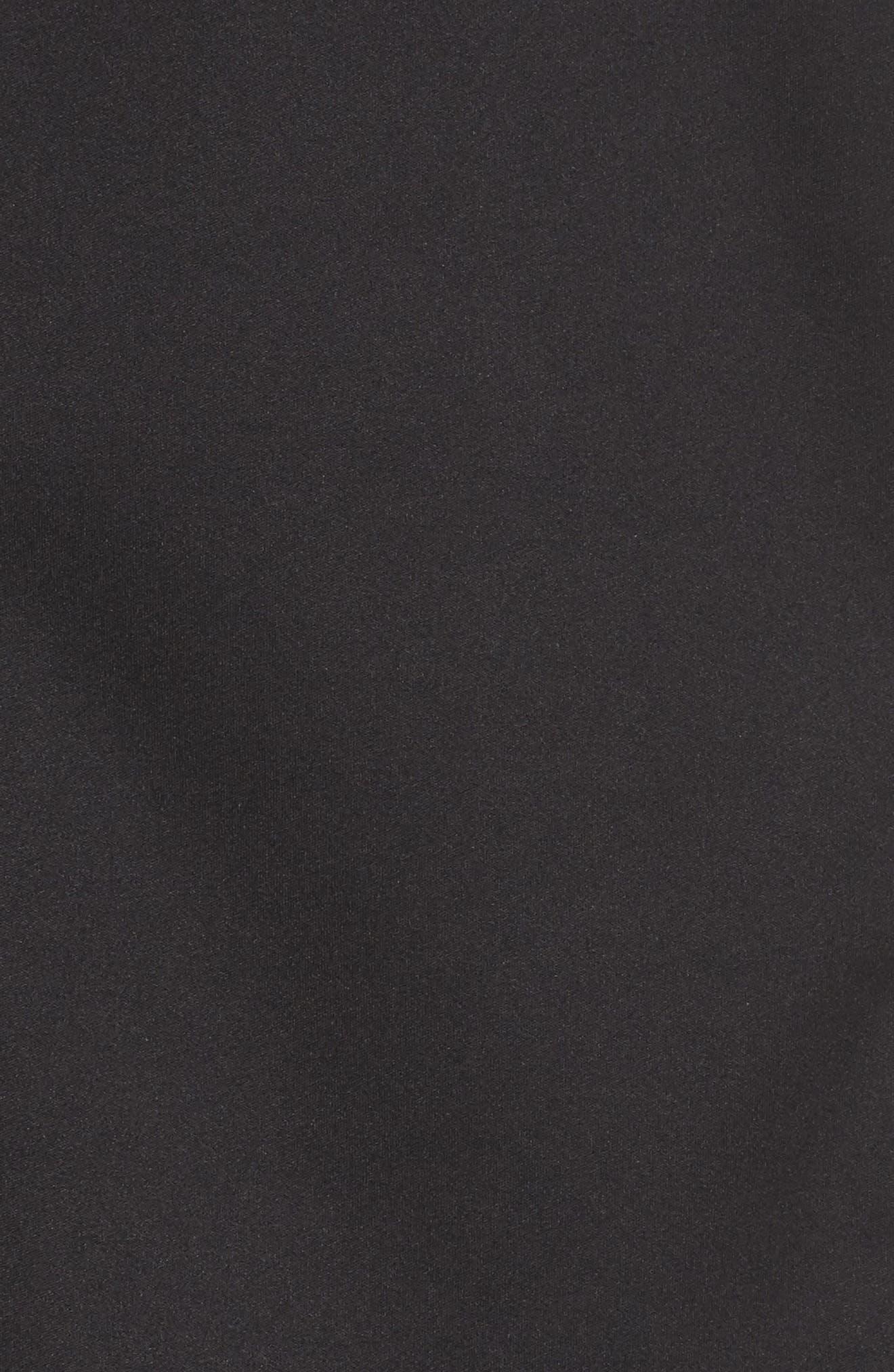 At the Edge Softshell Jacket,                             Alternate thumbnail 6, color,                             Black