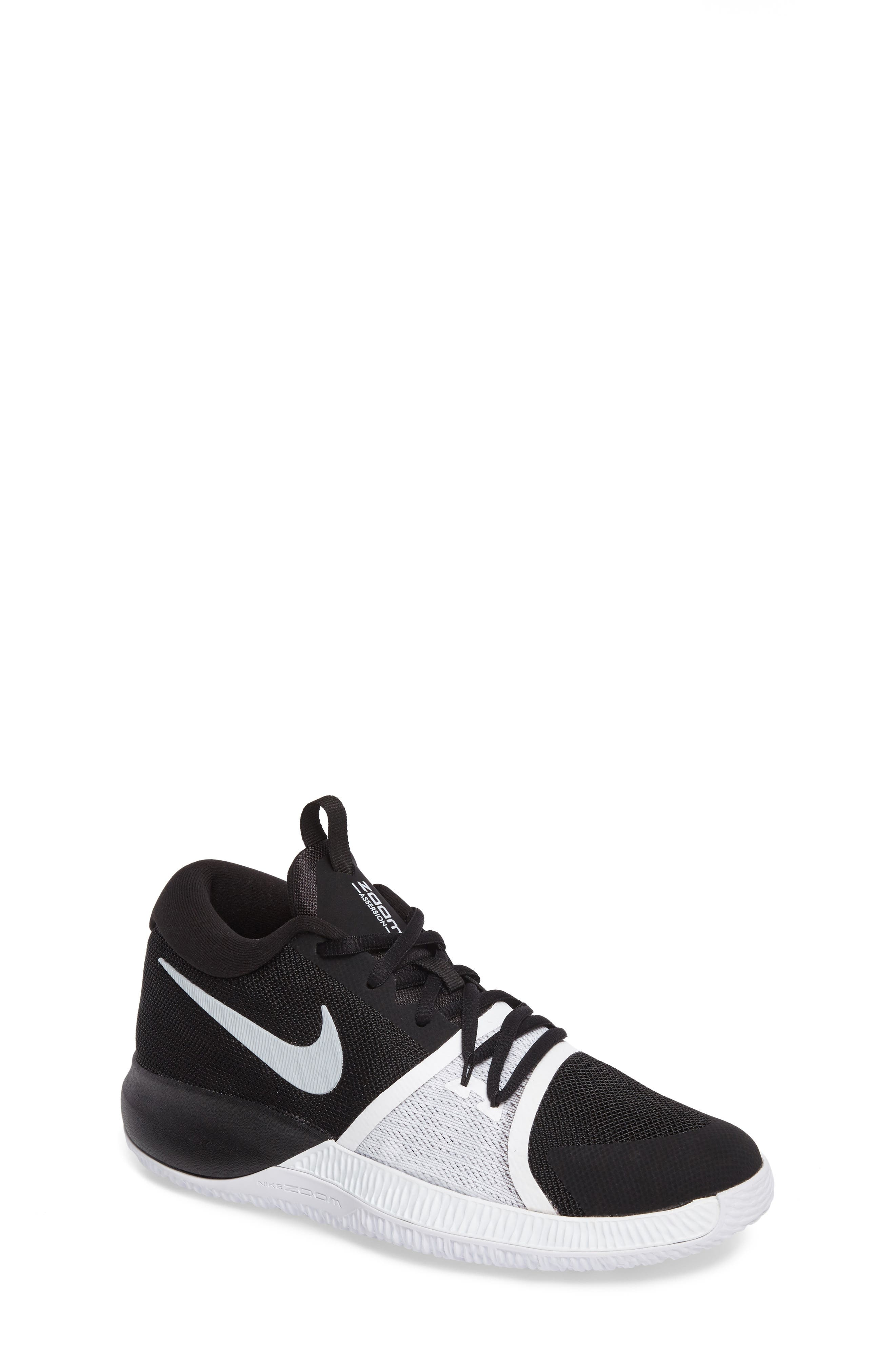 Nike Zoom Assersion Basketball Shoe (Big Kid)