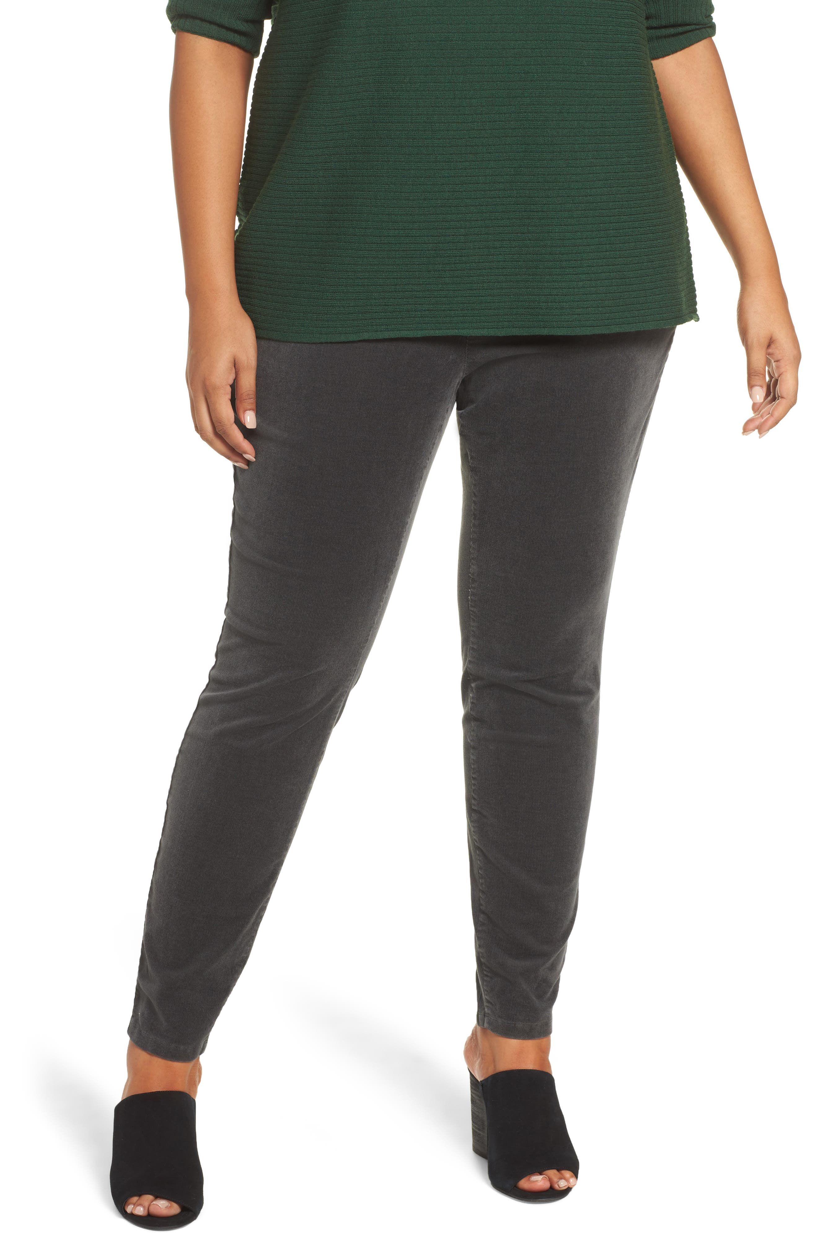Ankle Leggings,                         Main,                         color, Bark