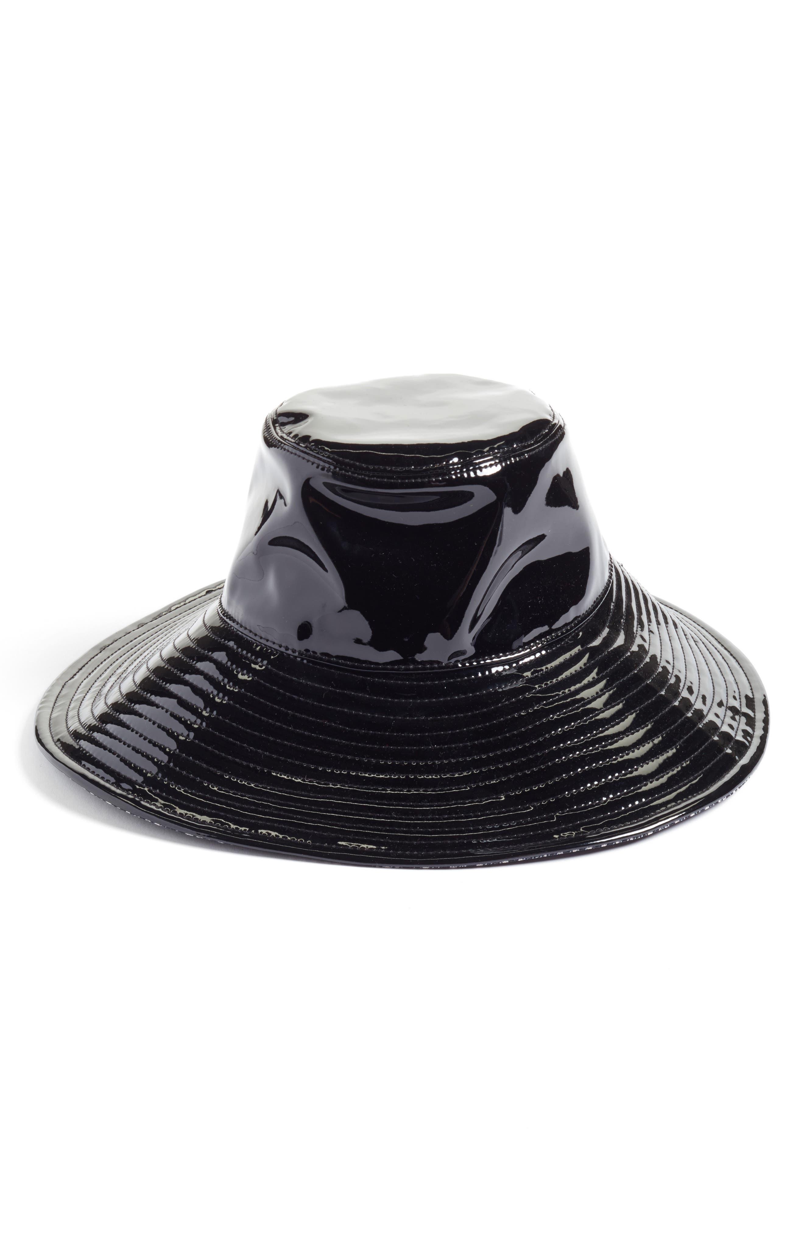 Main Image - Eric Javits Driptidoo Patent Bucket Rain Hat