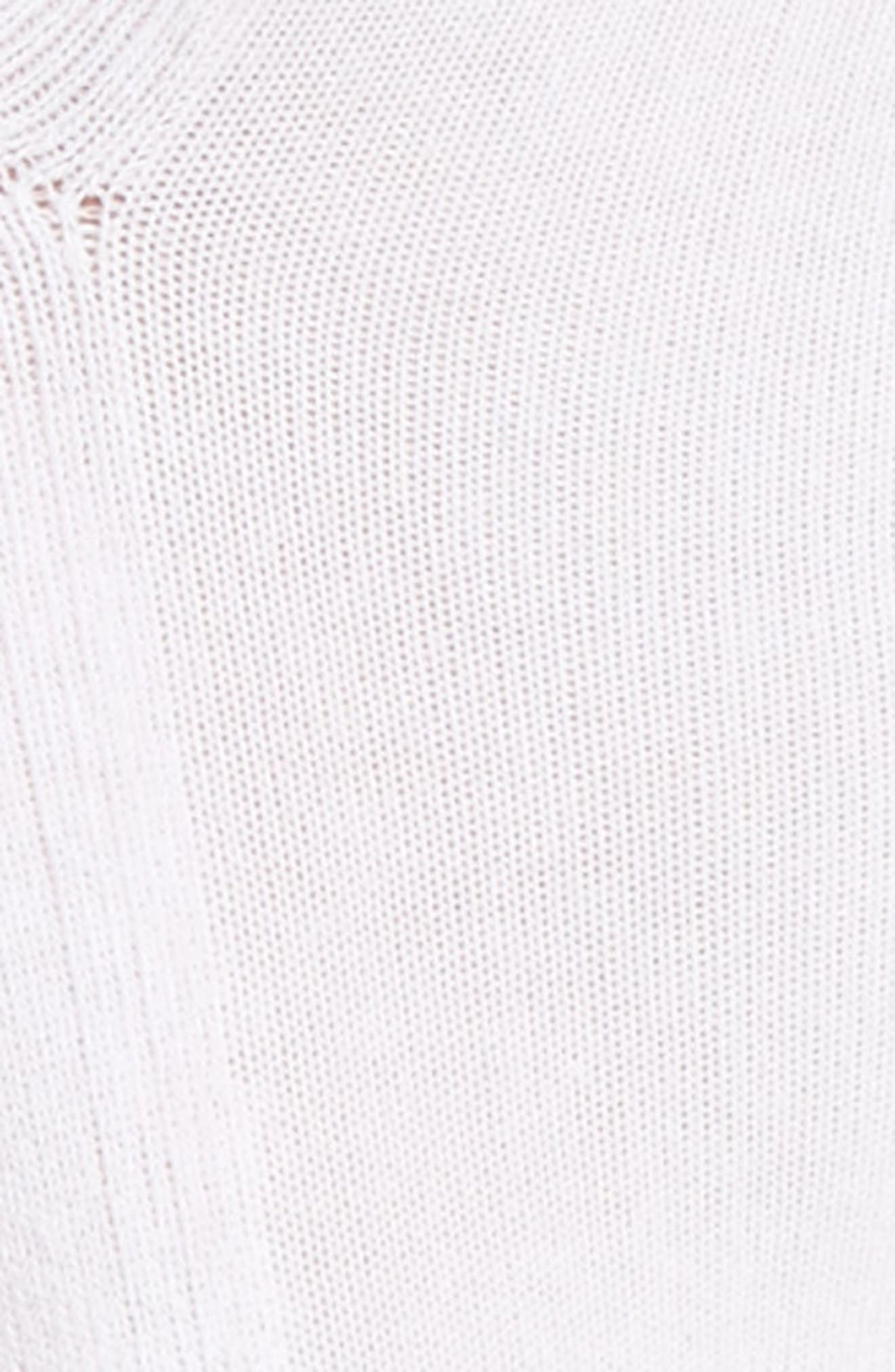 Tailgates & Touchdowns Ankle Socks,                             Alternate thumbnail 3, color,                             White