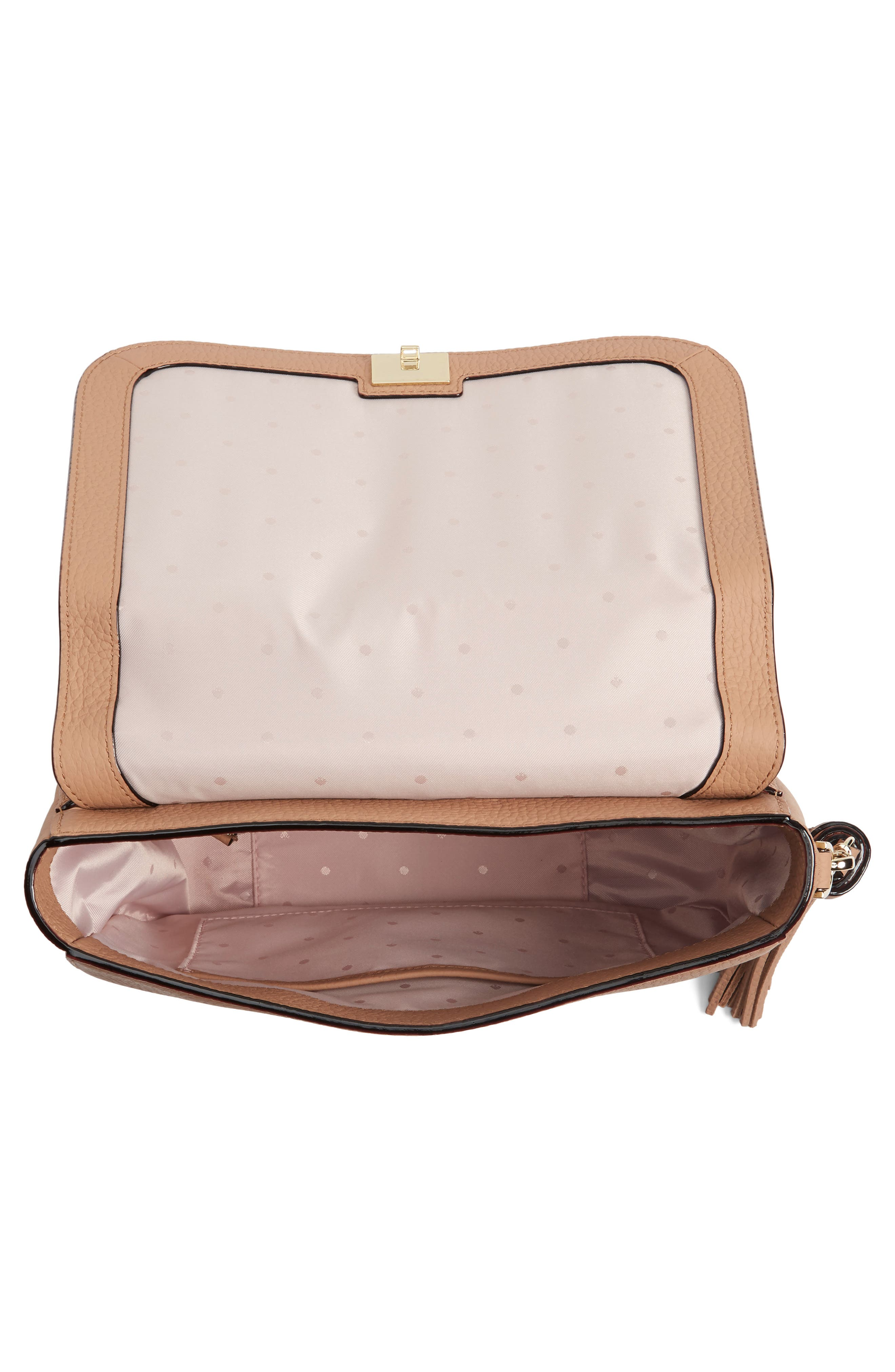 Alternate Image 3  - kate spade new york daniels drive - tressa leather crossbody bag