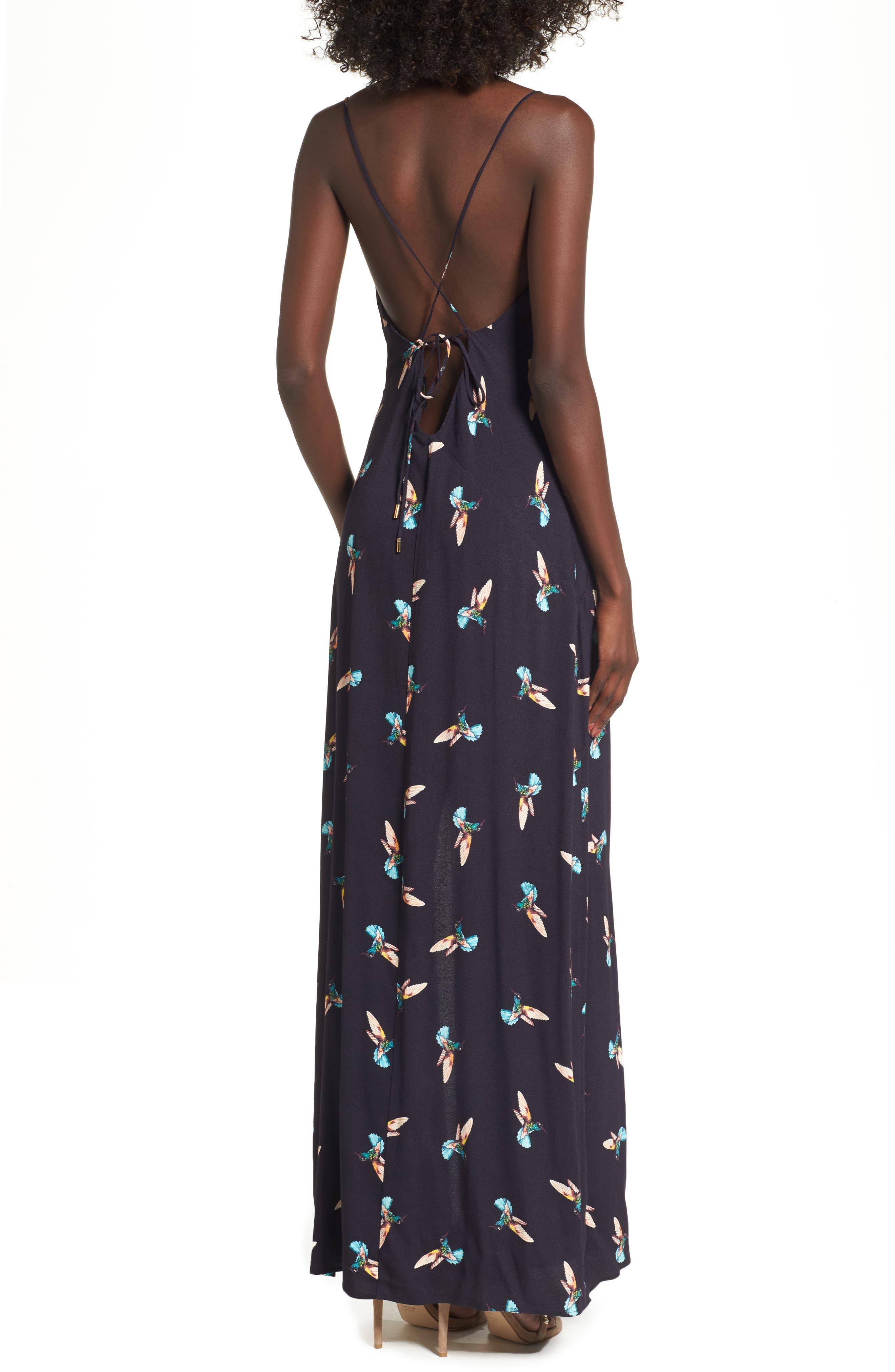 Alternate Image 2  - AFRM Wyatt Maxi Dress