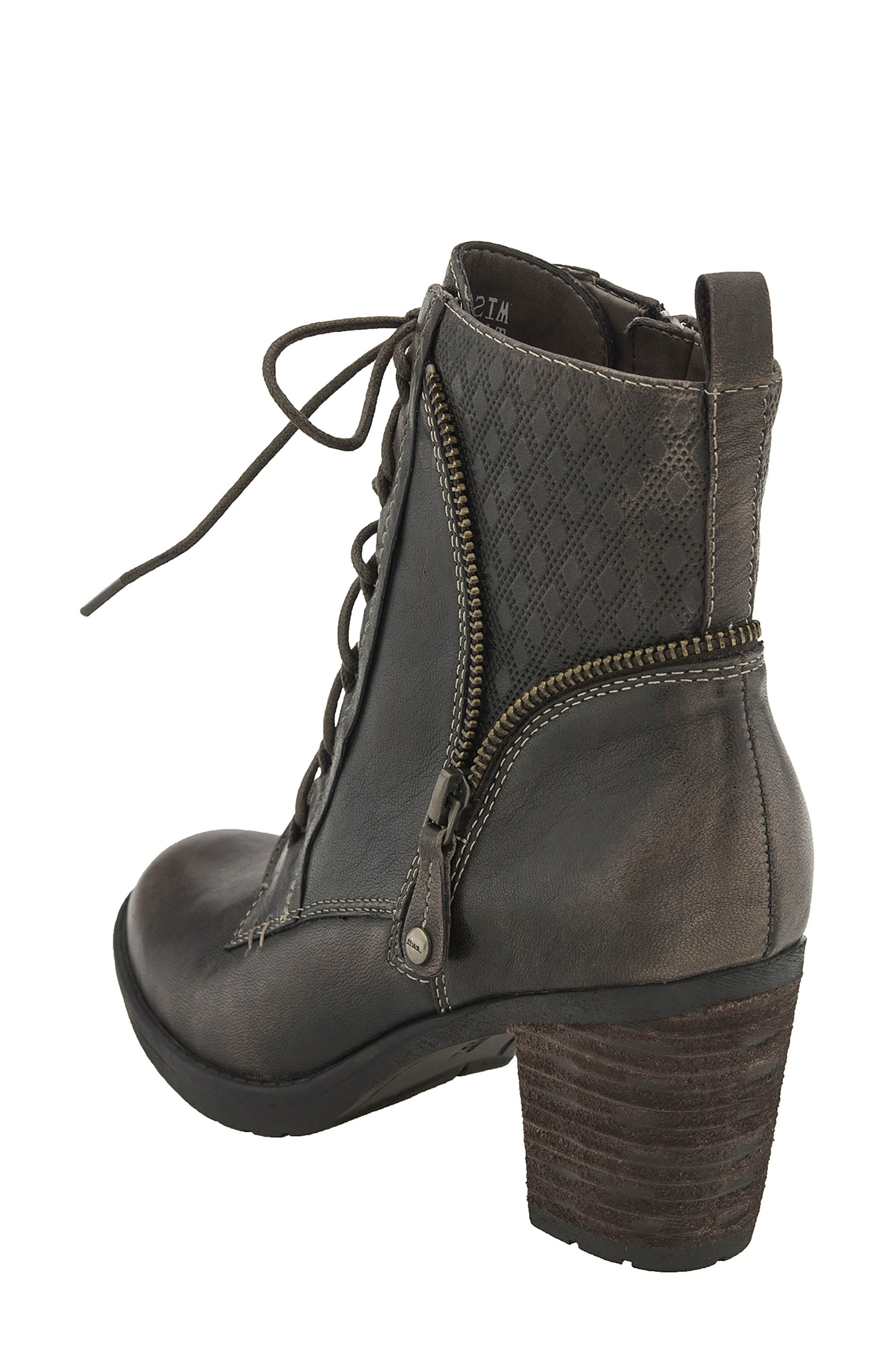 Alternate Image 2  - Earth® Missoula Lace-Up Boot (Women)