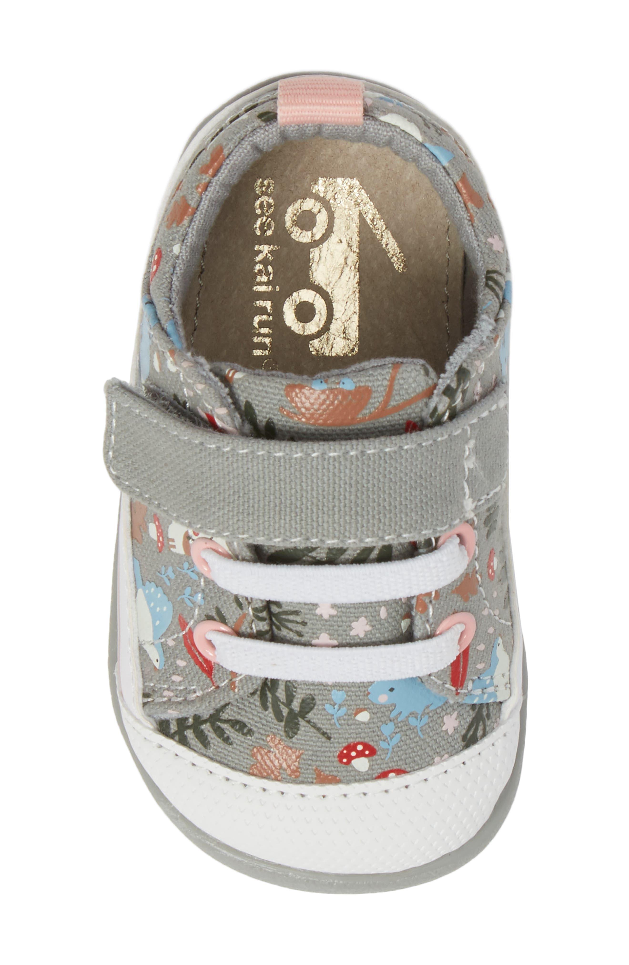 Alternate Image 5  - See Kai Run Stevie II Sneaker (Baby & Walker)