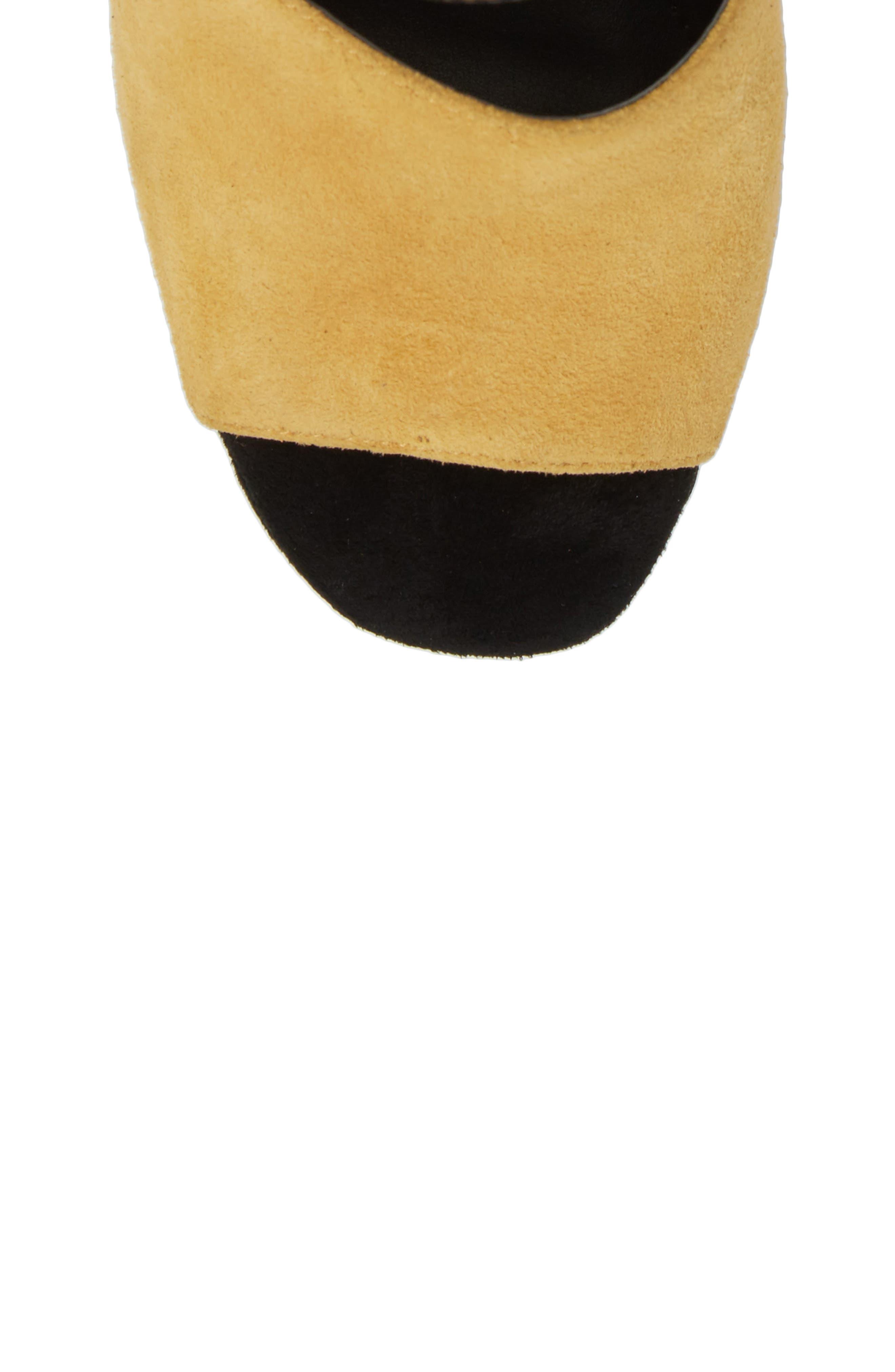 Alternate Image 5  - Dolce Vita Platform Sandal (Women)
