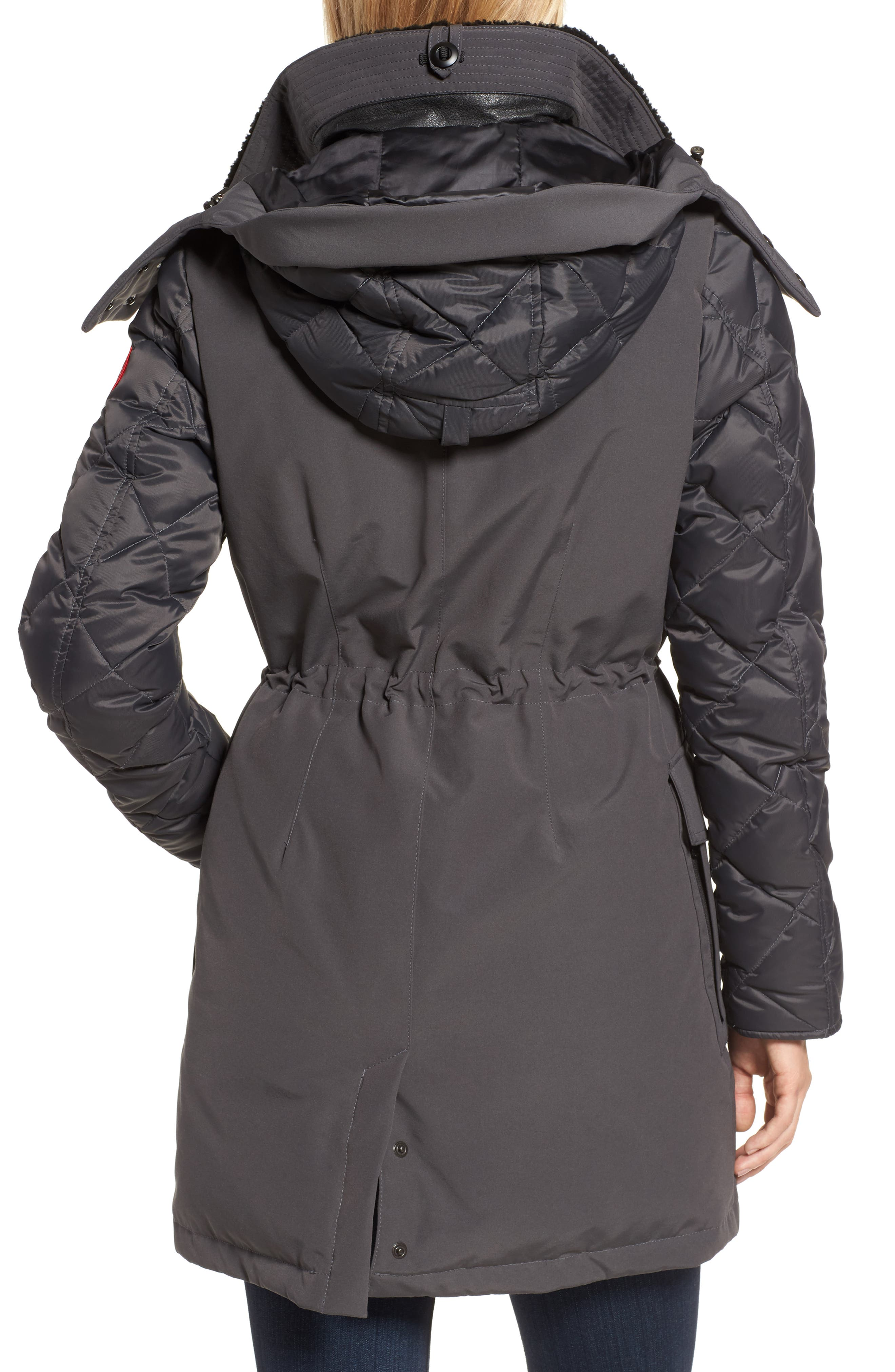 Alternate Image 2  - Canada Goose Elwin Power Fill Down Jacket