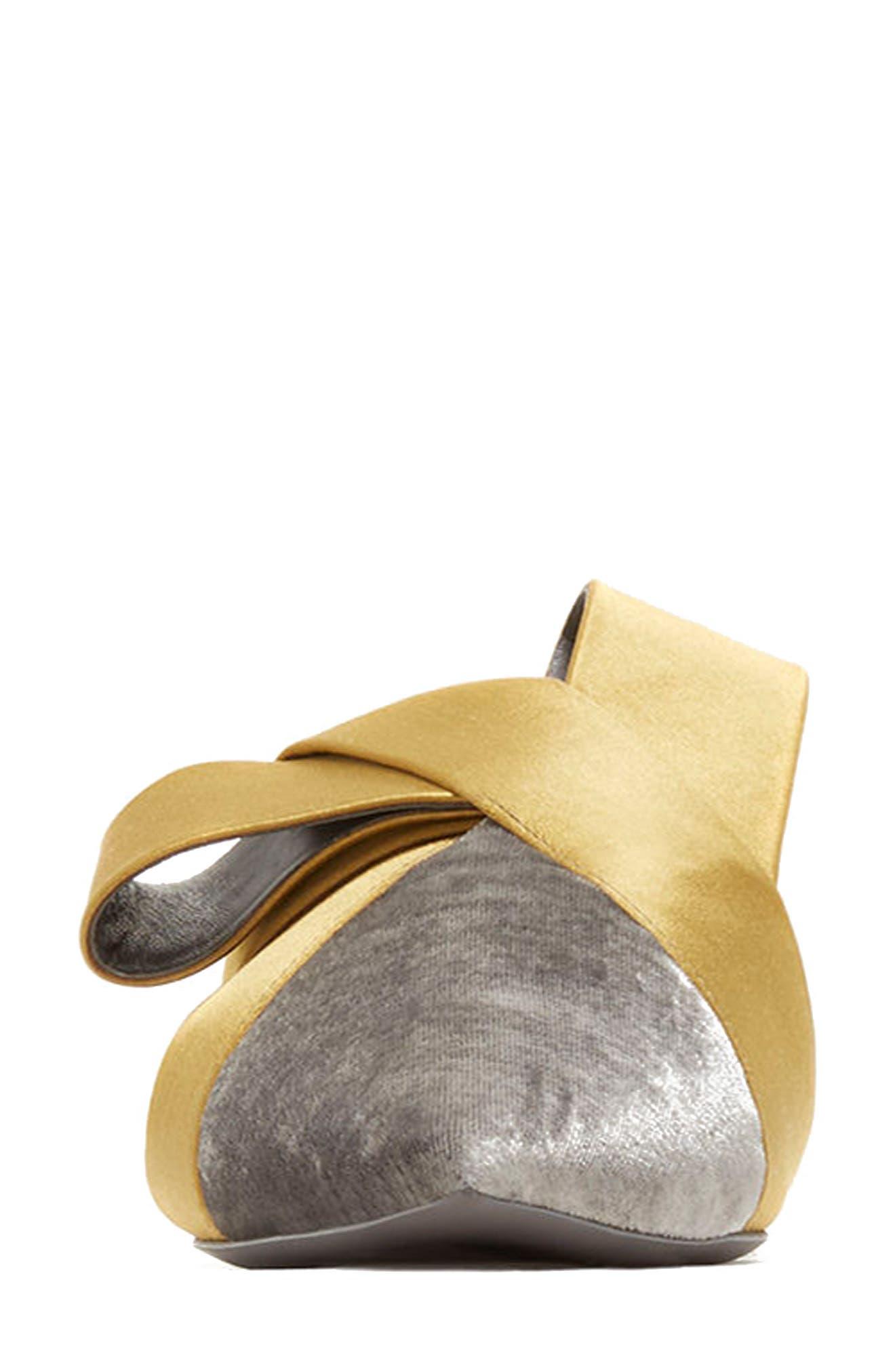 Alternate Image 3  - Mercedes Castillo Cresida Pointy Toe Mule (Women)