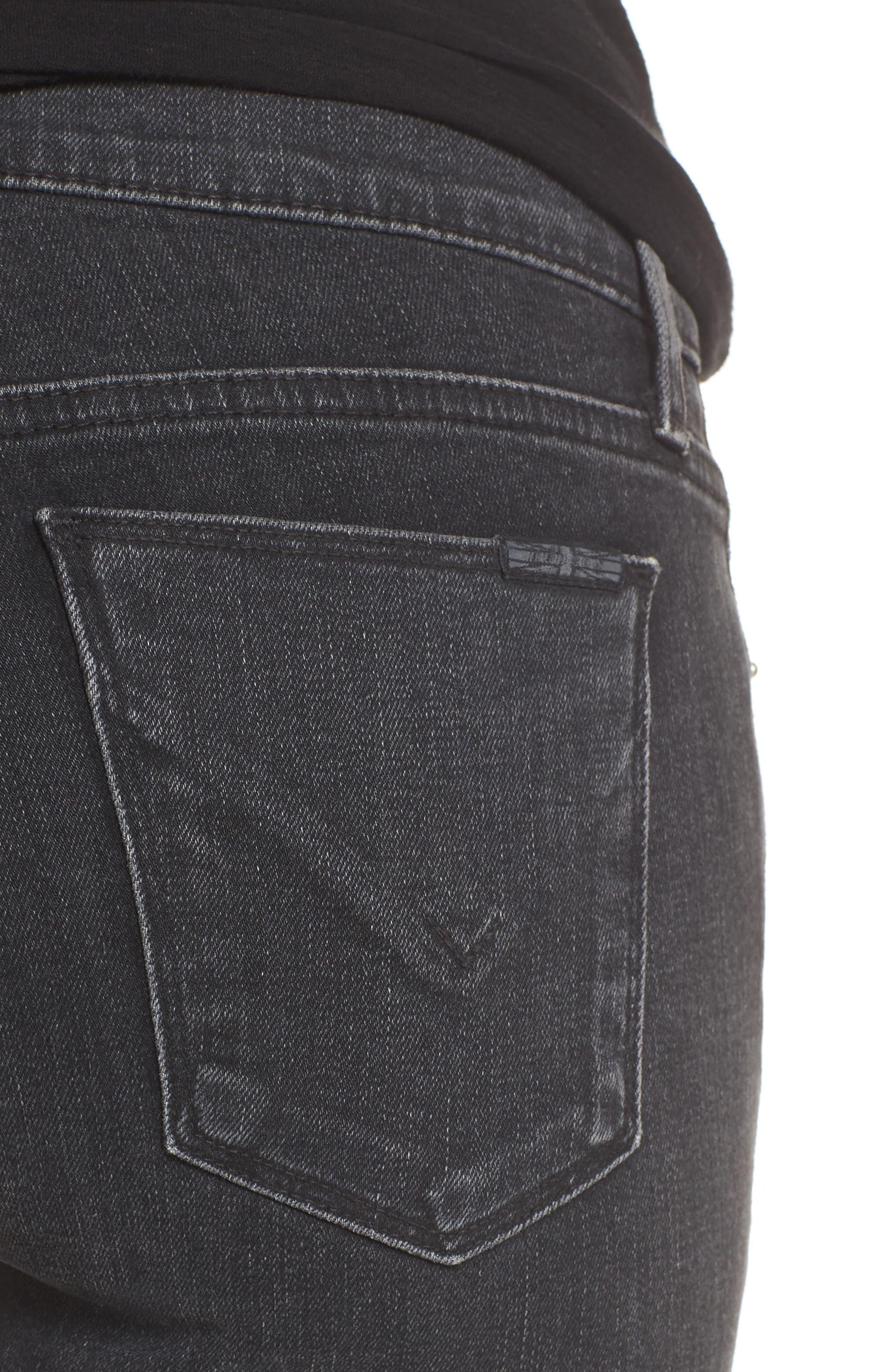 Krista Super Skinny Jeans,                             Alternate thumbnail 4, color,                             8Bit