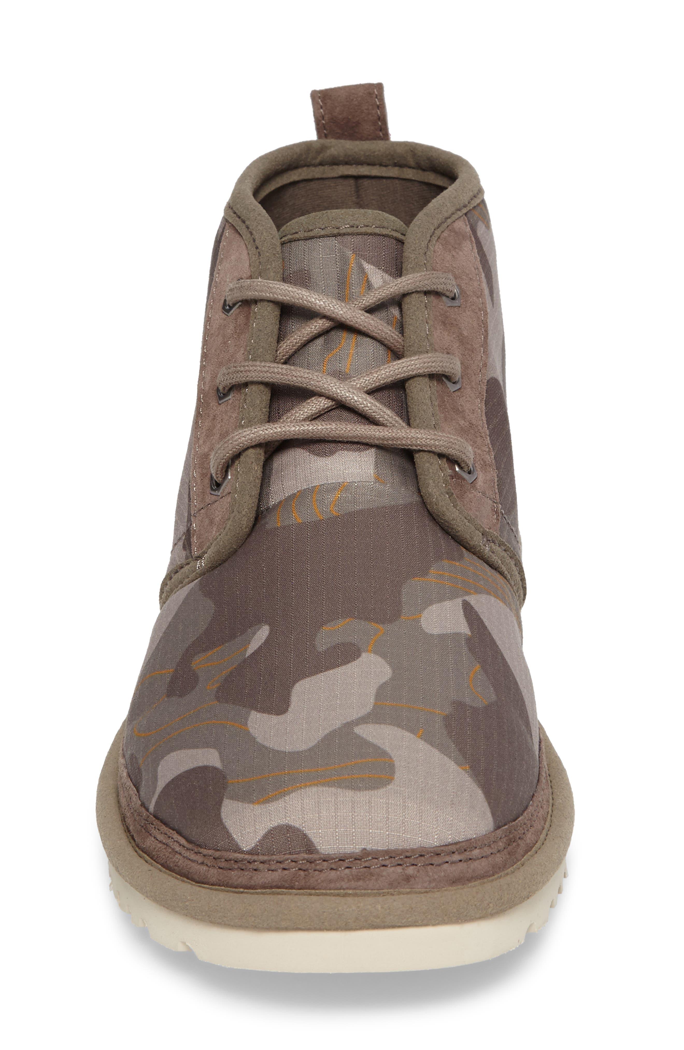Alternate Image 4  - UGG® Neumel Camo Chukka Boot (Men)