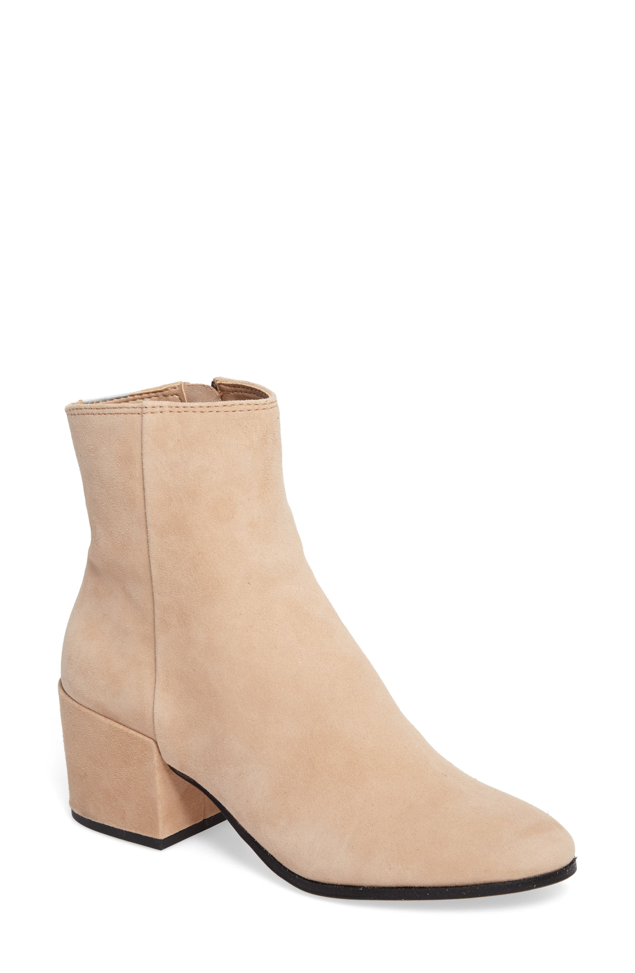 Alternate Image 1 Selected - Dolce Vita Maude Block Heel Bootie (Women)