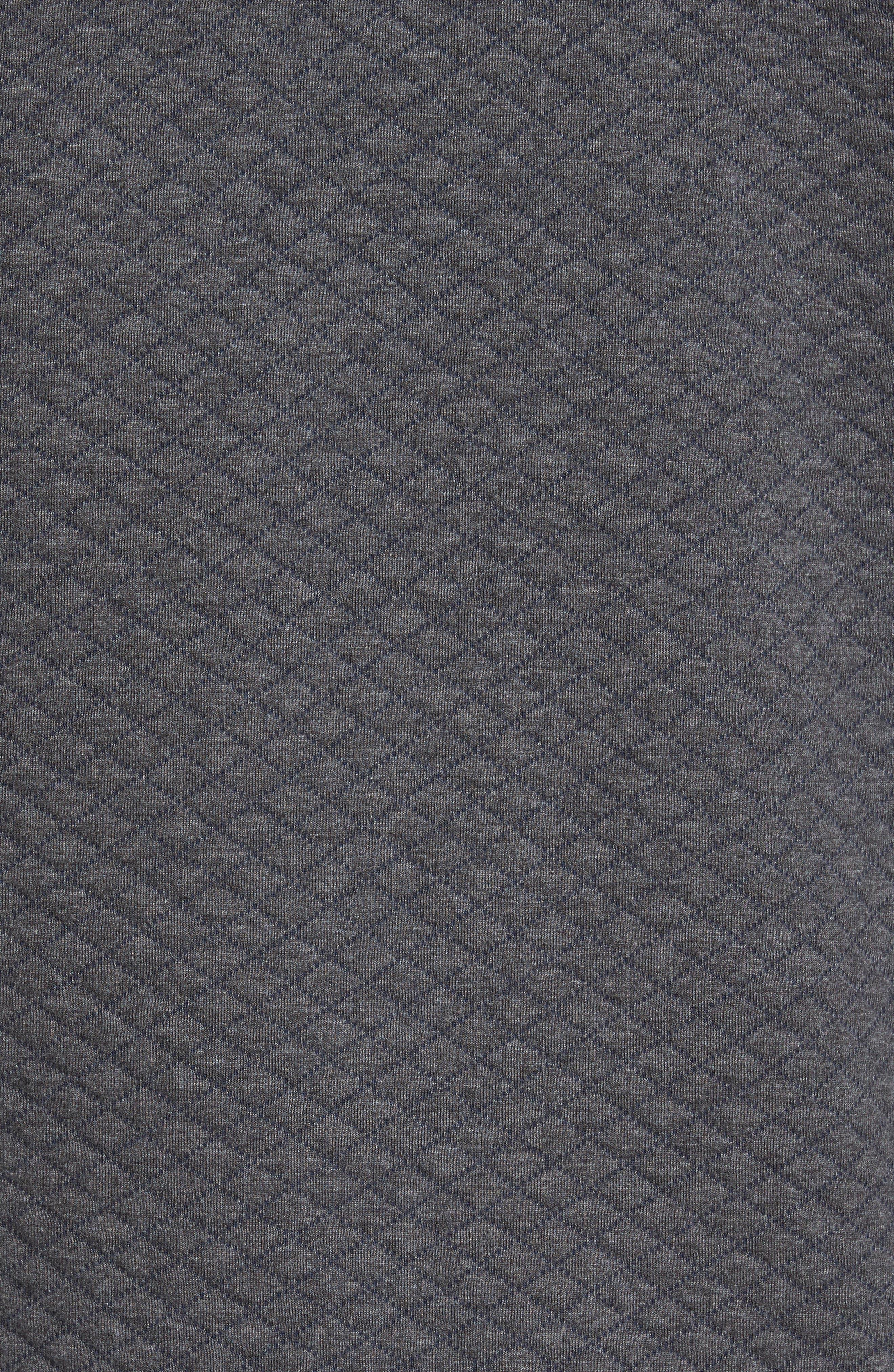 Alternate Image 5  - Tommy Bahama NFL Quiltessential Full Zip Sweatshirt
