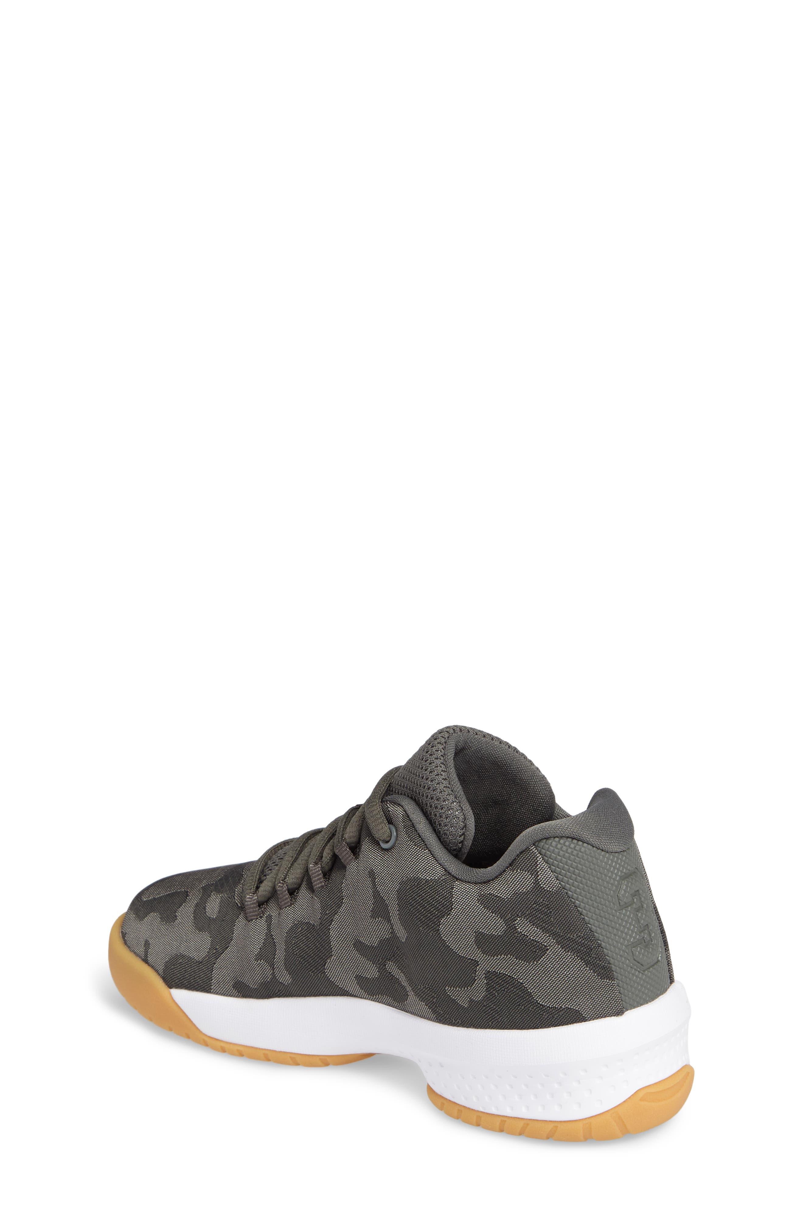 Alternate Image 2  - Nike Jordan B. Fly Basketball Shoe (Toddler & Little Kid)