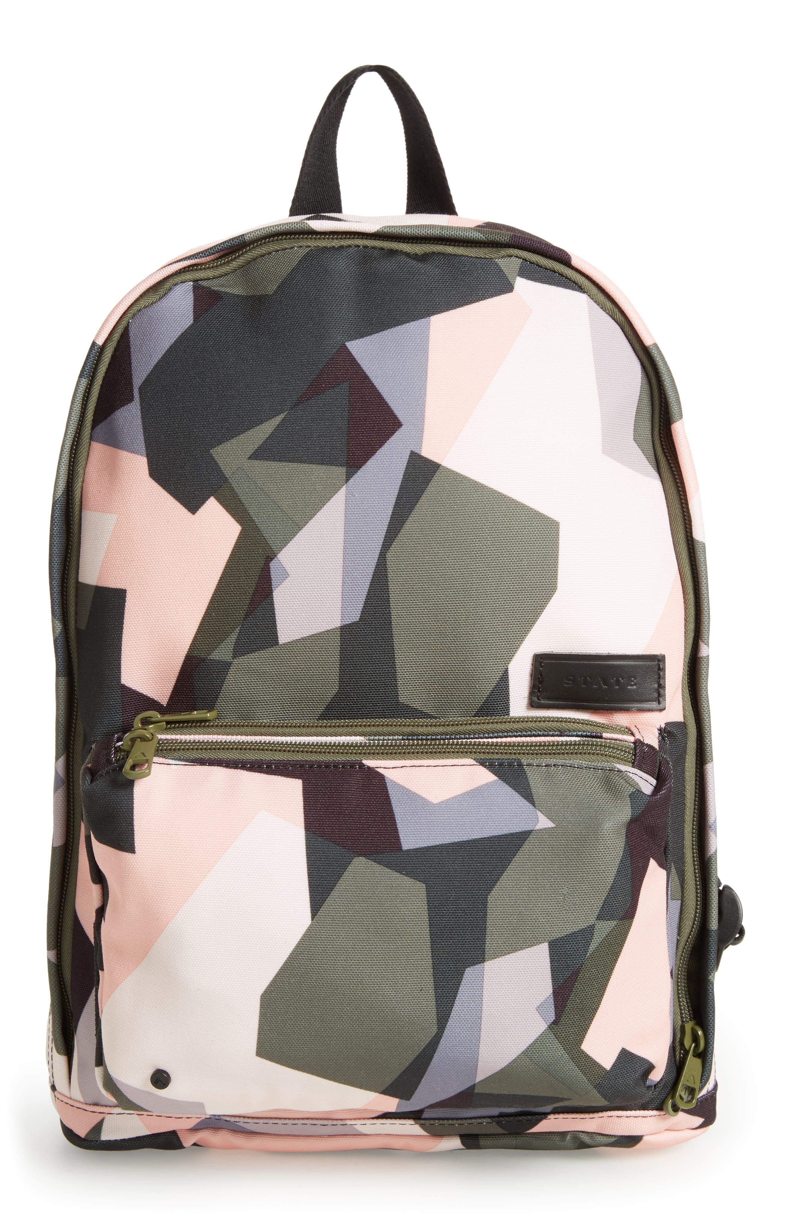 Alternate Image 1 Selected - STATE Bags Kensington Slim Lorimer Backpack