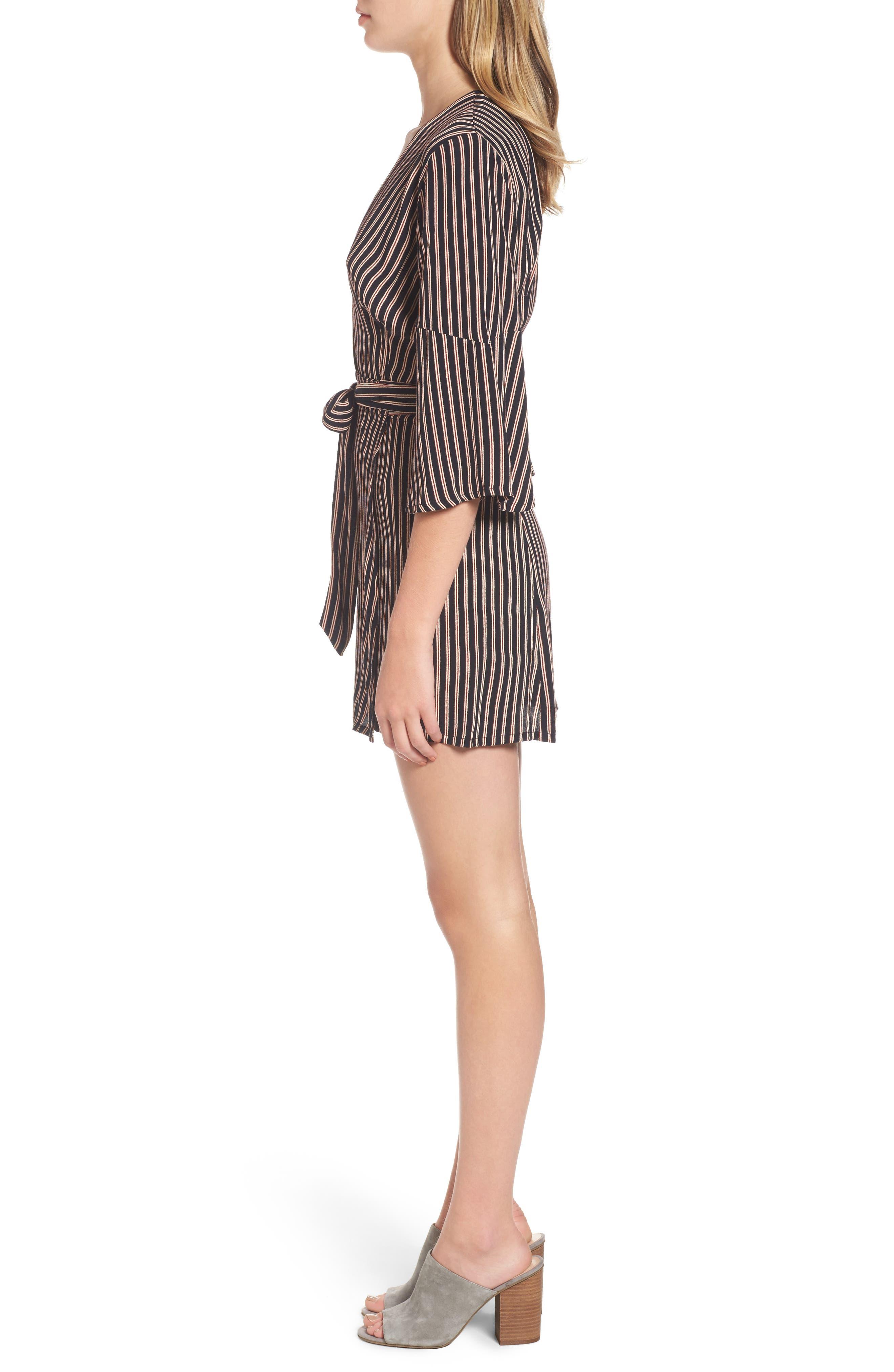 Alternate Image 4  - FAITHFULL THE BRAND Corelli Plunge Wrap Dress