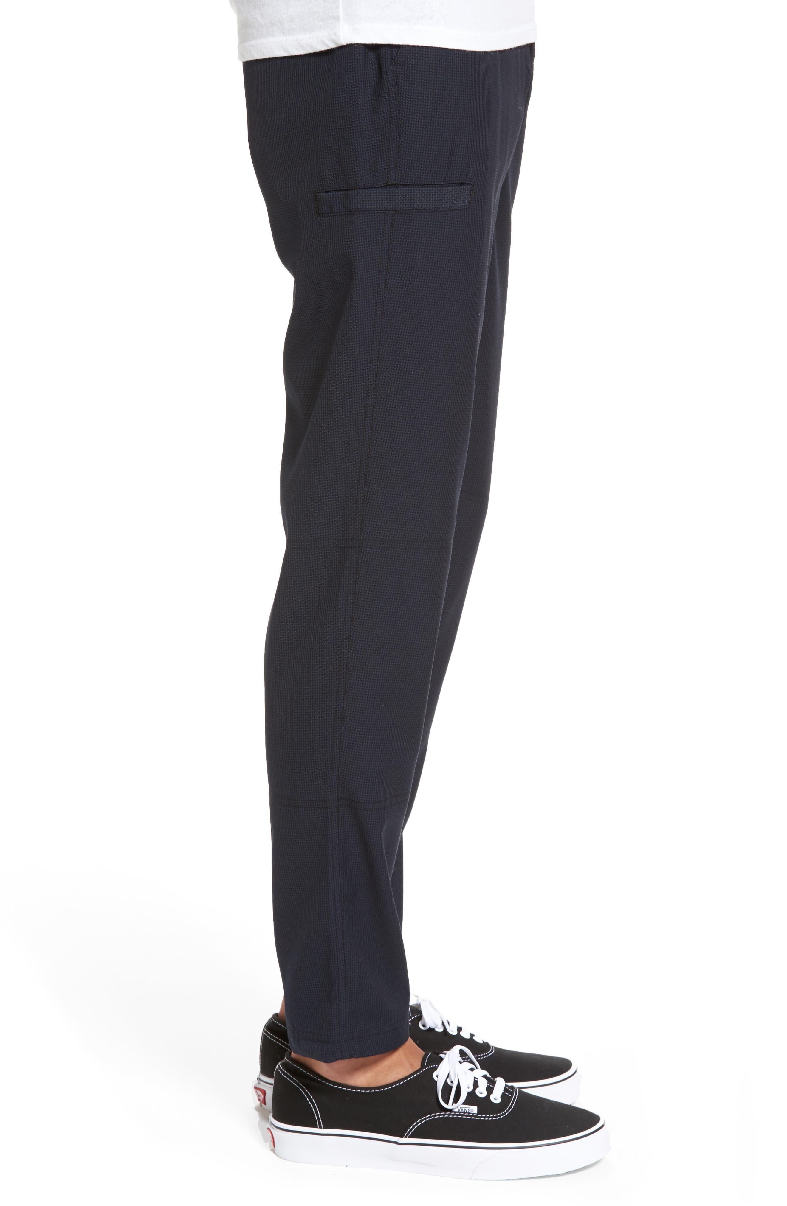 Haycroft Trousers,                             Alternate thumbnail 3, color,                             Navy