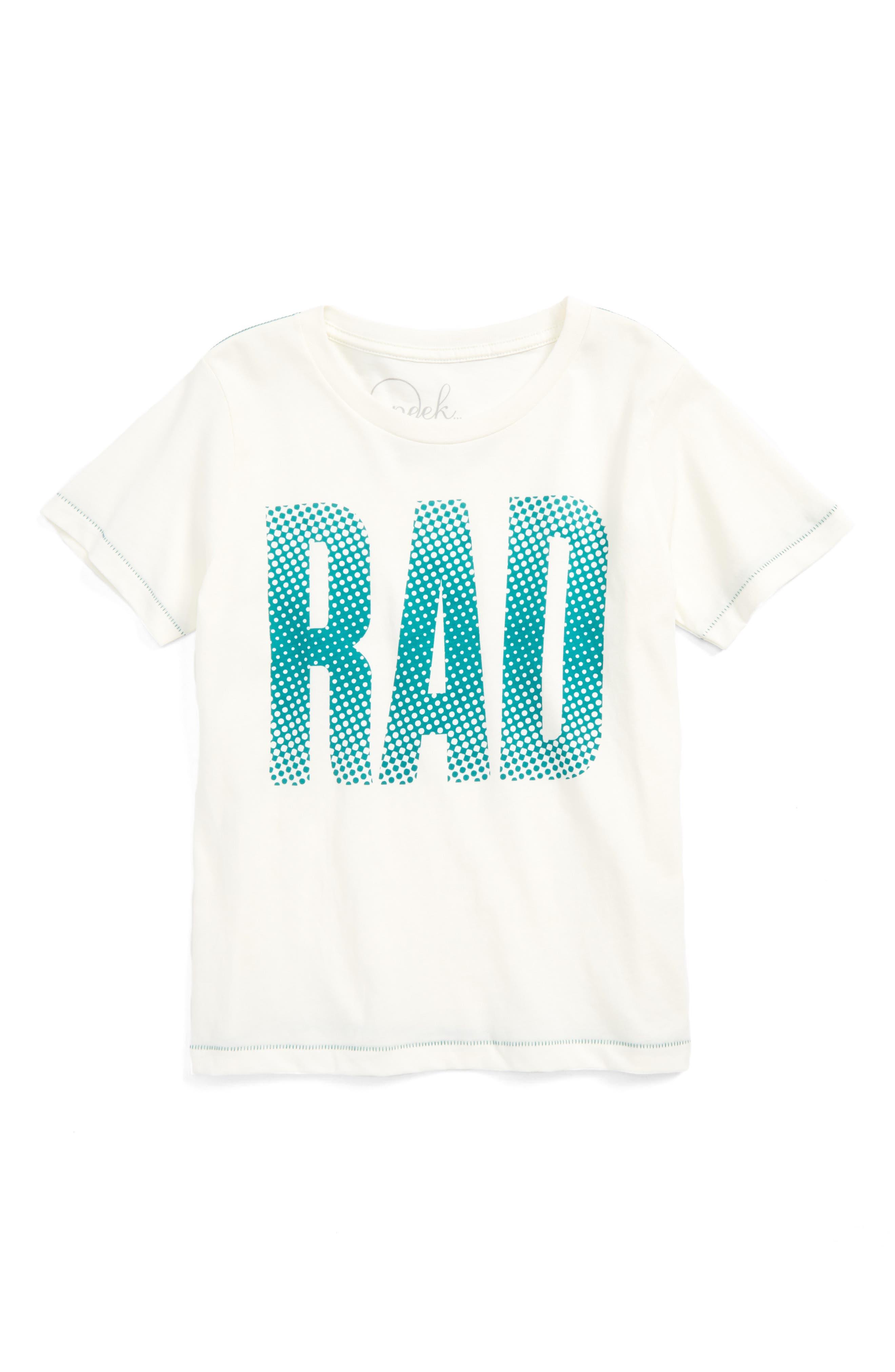 Peek Rad T-Shirt (Toddler Boys, Little Boys & Big Boys)