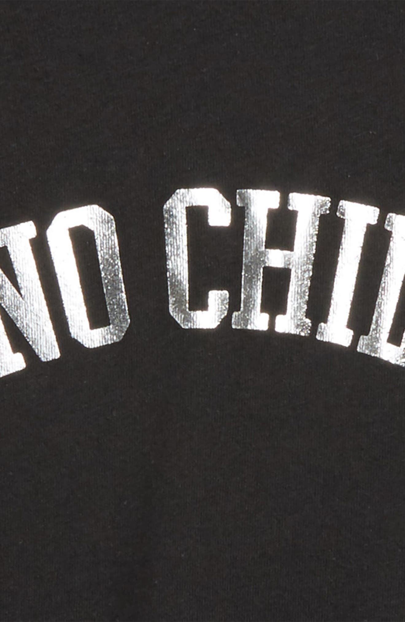 No Chill Tee,                             Alternate thumbnail 2, color,                             Black