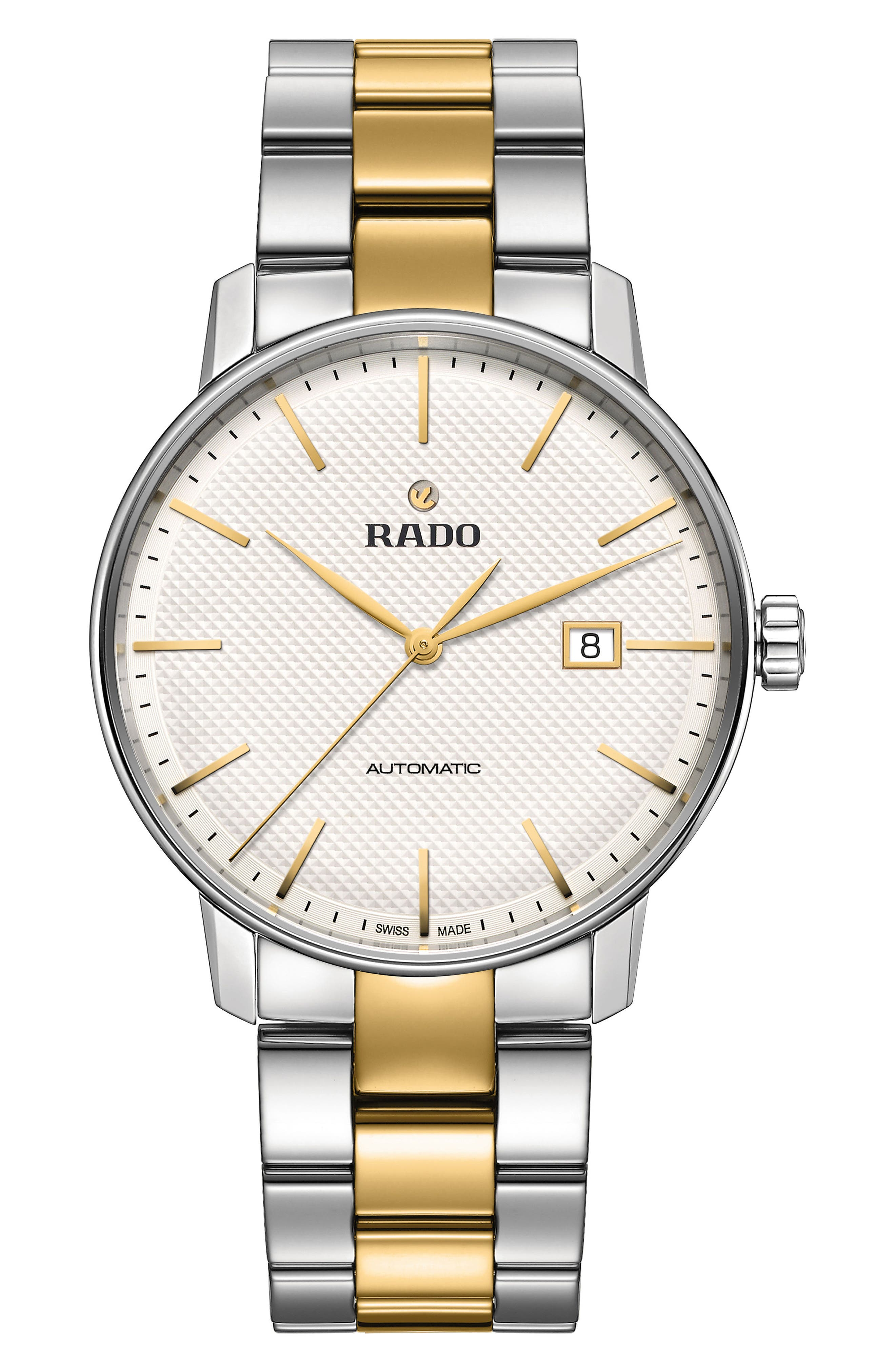 RADO Coupole Classic Automatic Bracelet Watch, 41mm