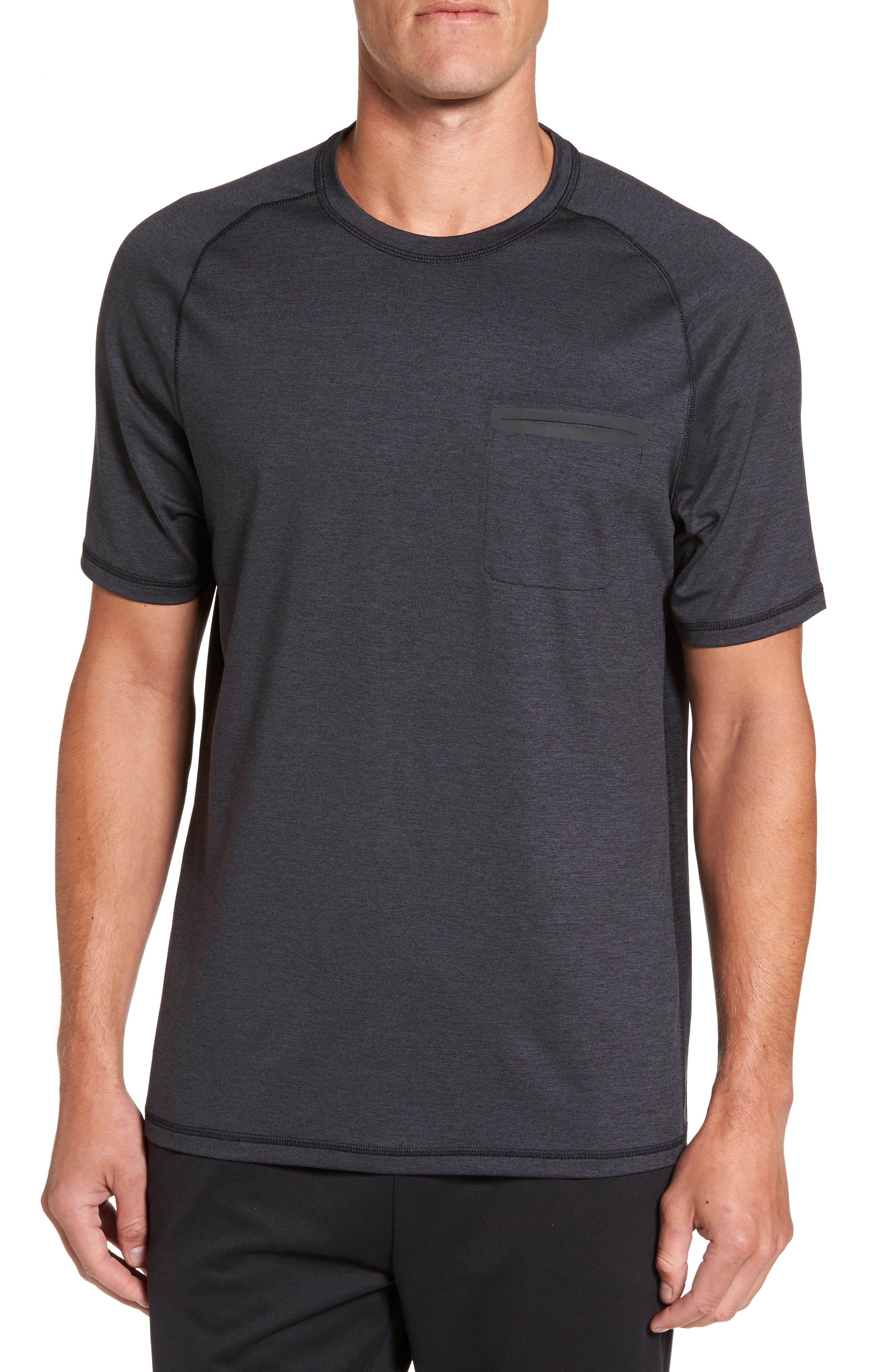 Zella Celsian Moisture Wicking Pocket T-Shirt