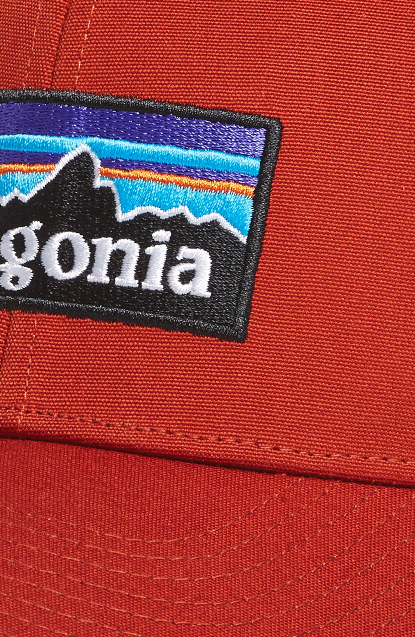 Alternate Image 4  - Patagonia P-6 Roger That Baseball Cap