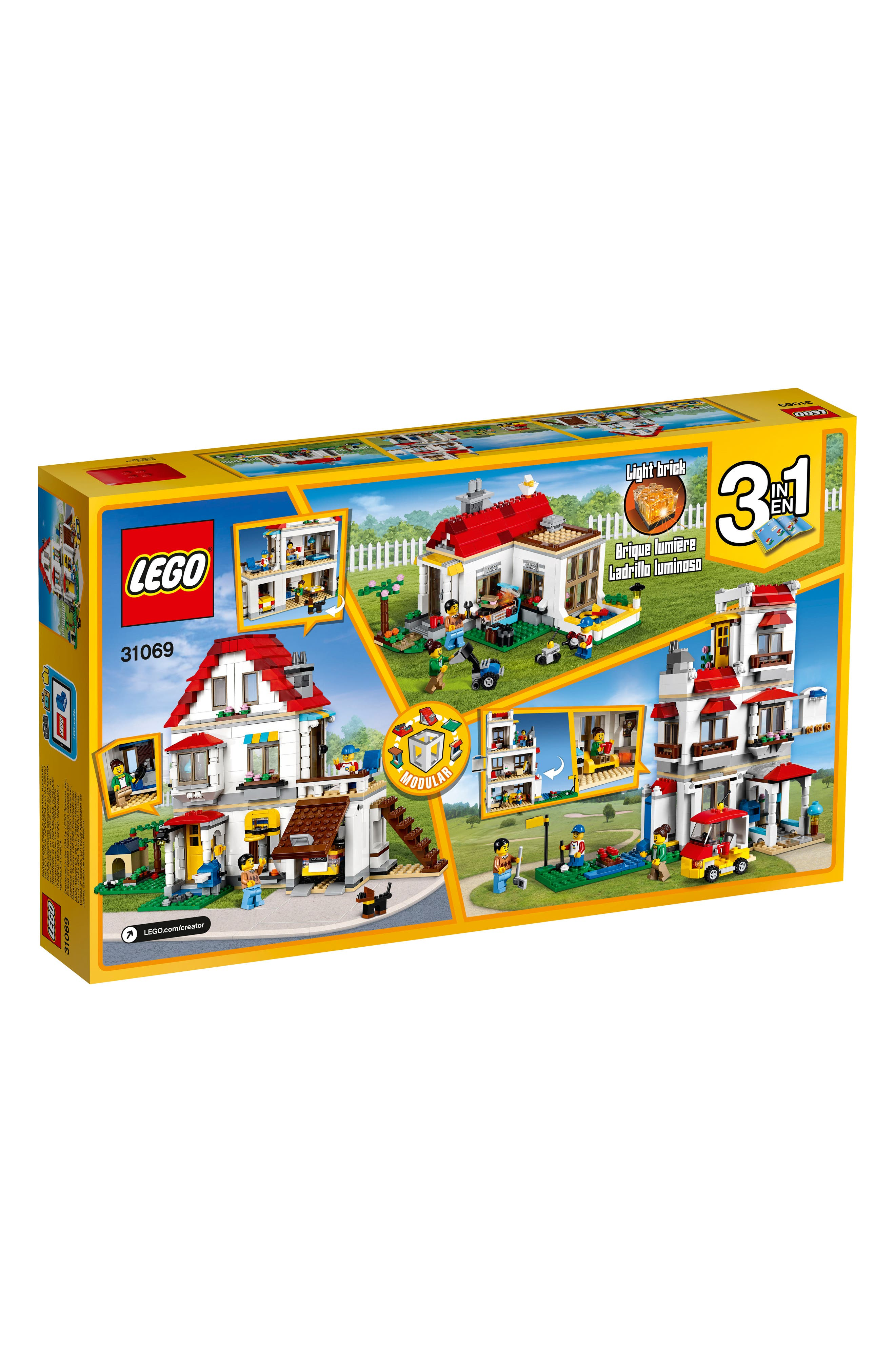 Main Image - LEGO® Creator Modular Family Villa Play Set - 31069
