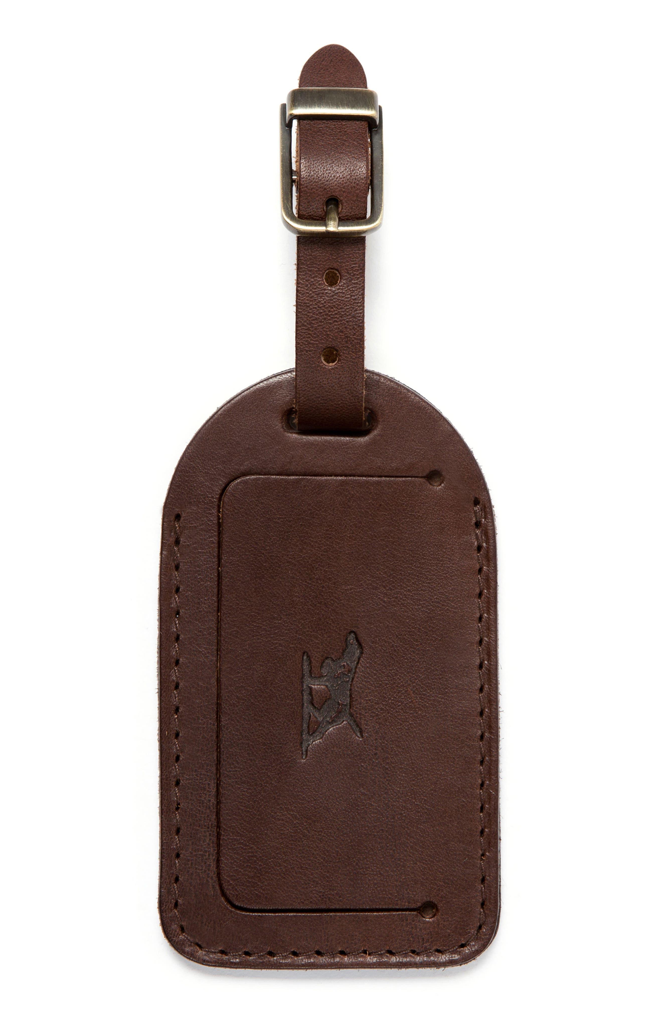 Rodd & Gunn Leather Luggage Tag
