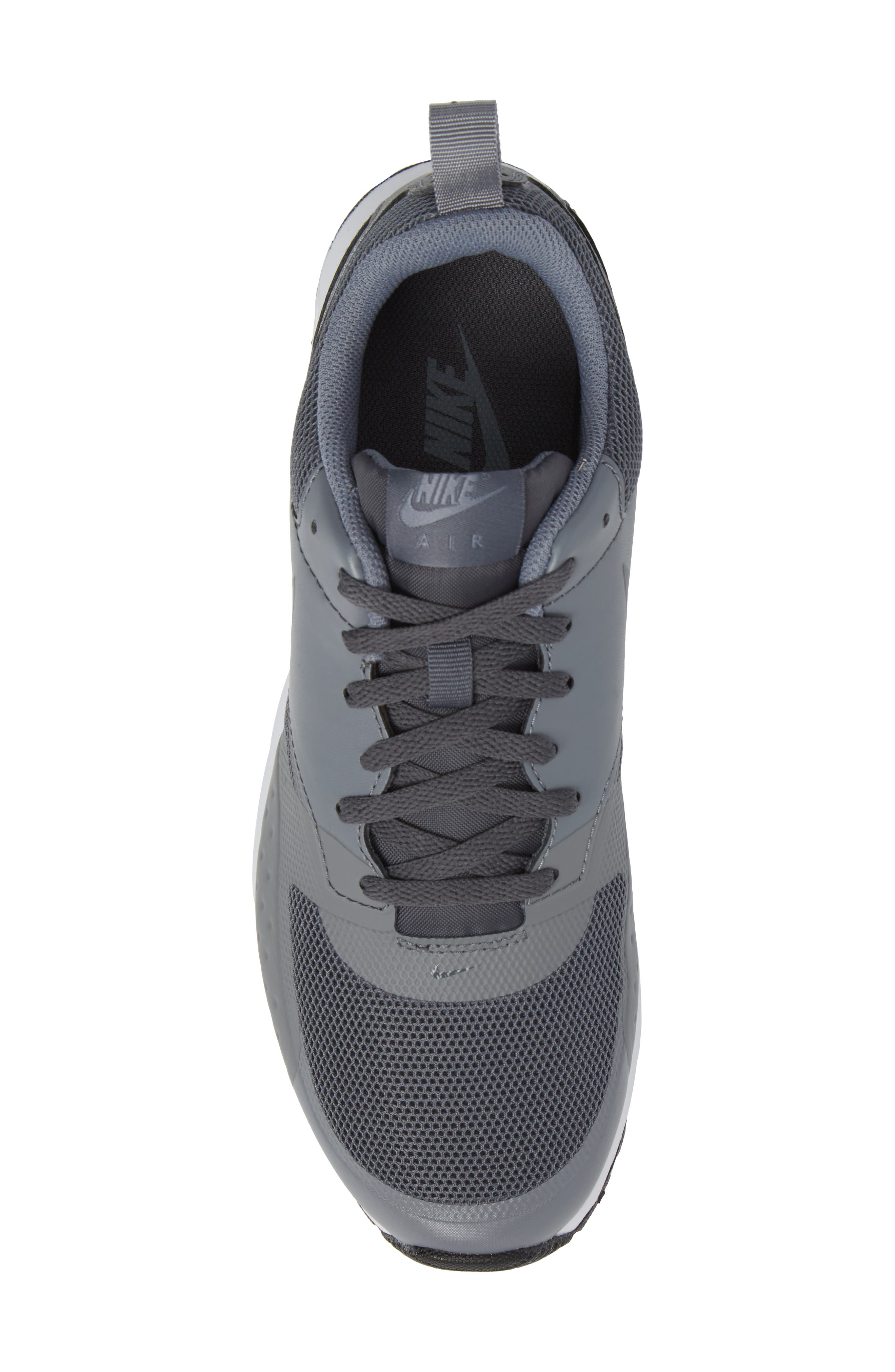 Air Max Vision Sneaker,                             Alternate thumbnail 5, color,                             Cool Grey/ Dark Grey/ White