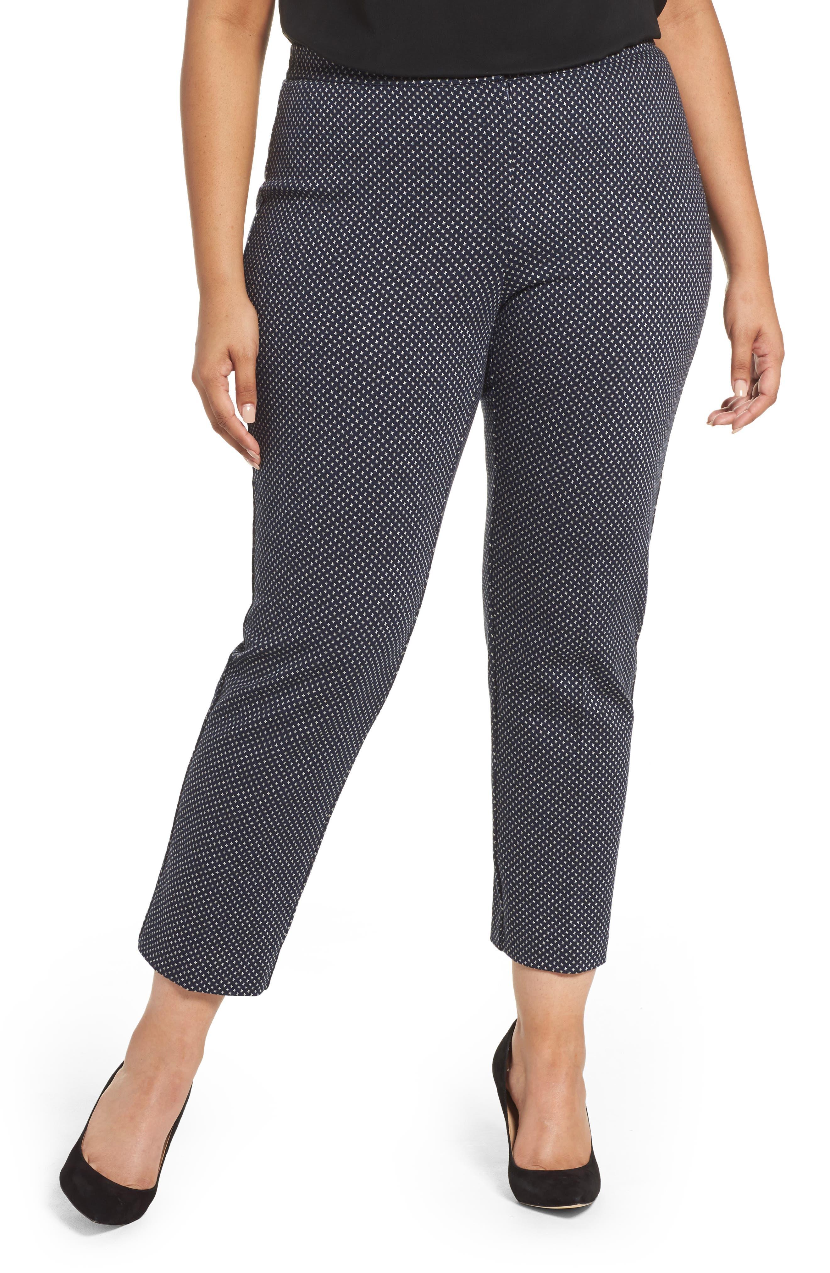 Persona by Marina Rinaldi Opale Jersey Pants (Plus Size)