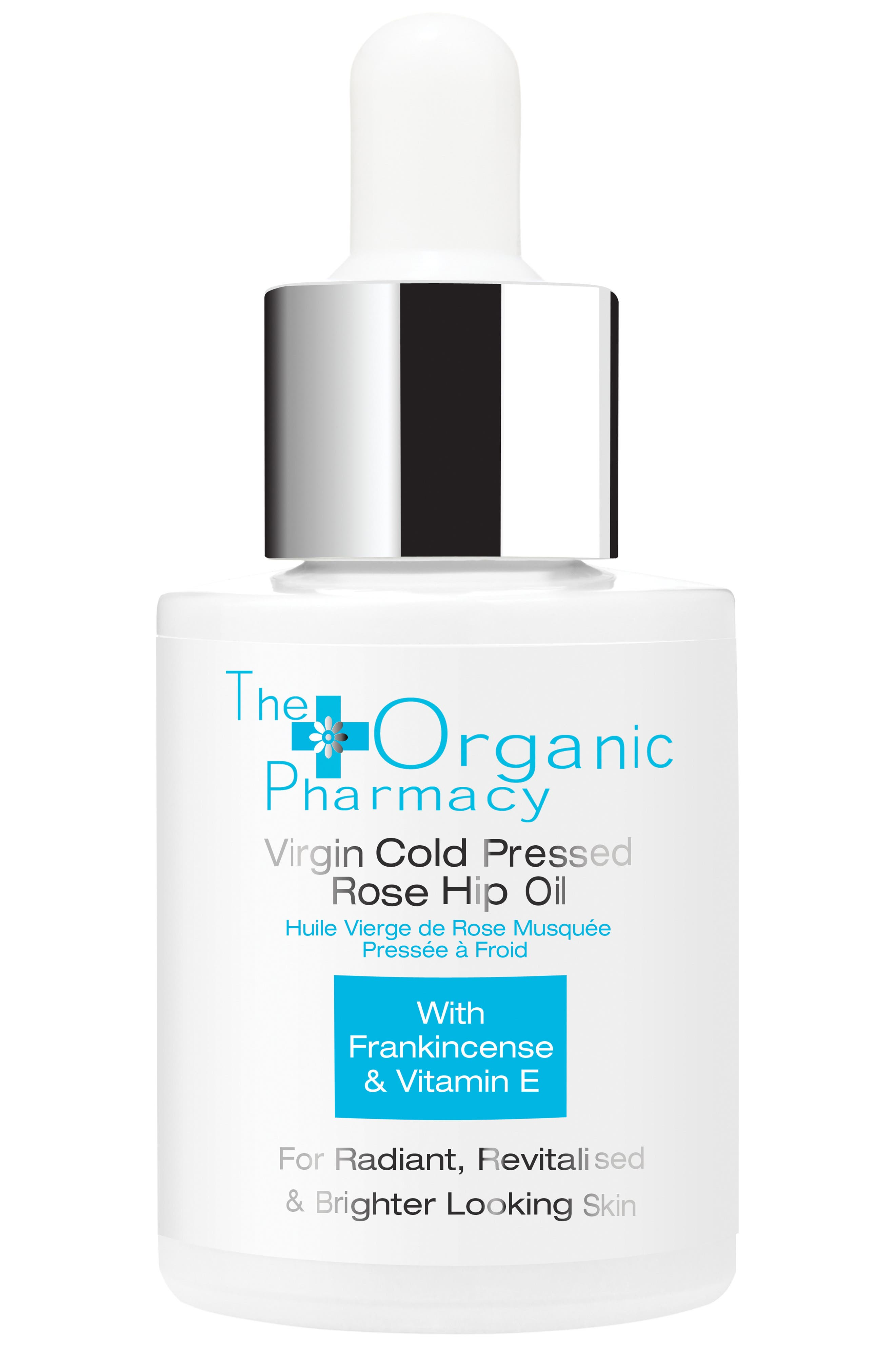 The Organic Pharmacy Virgin Cold Pressed Rose Hip Oil
