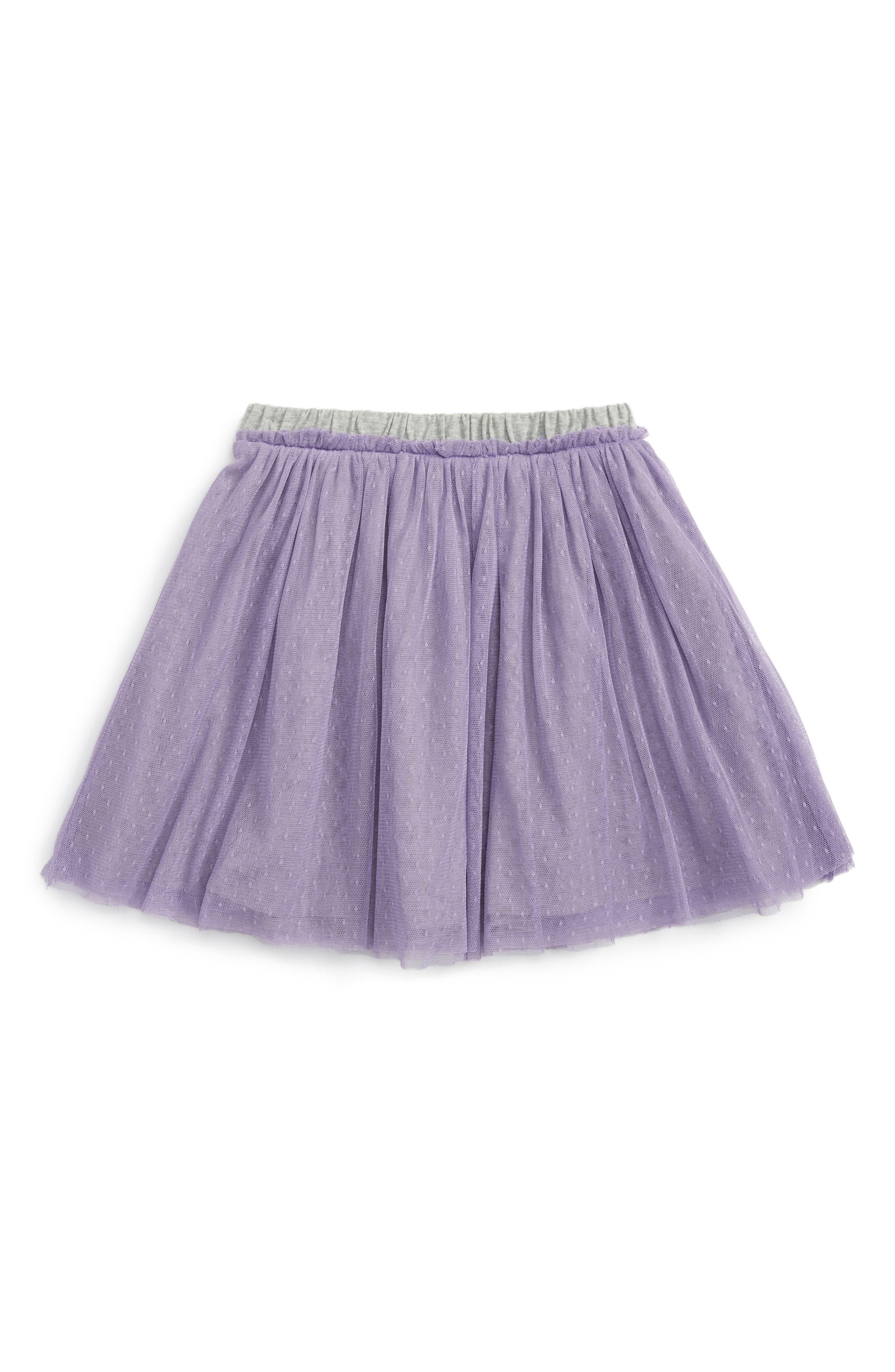 Tulle Skirt,                             Main thumbnail 1, color,                             Taffy