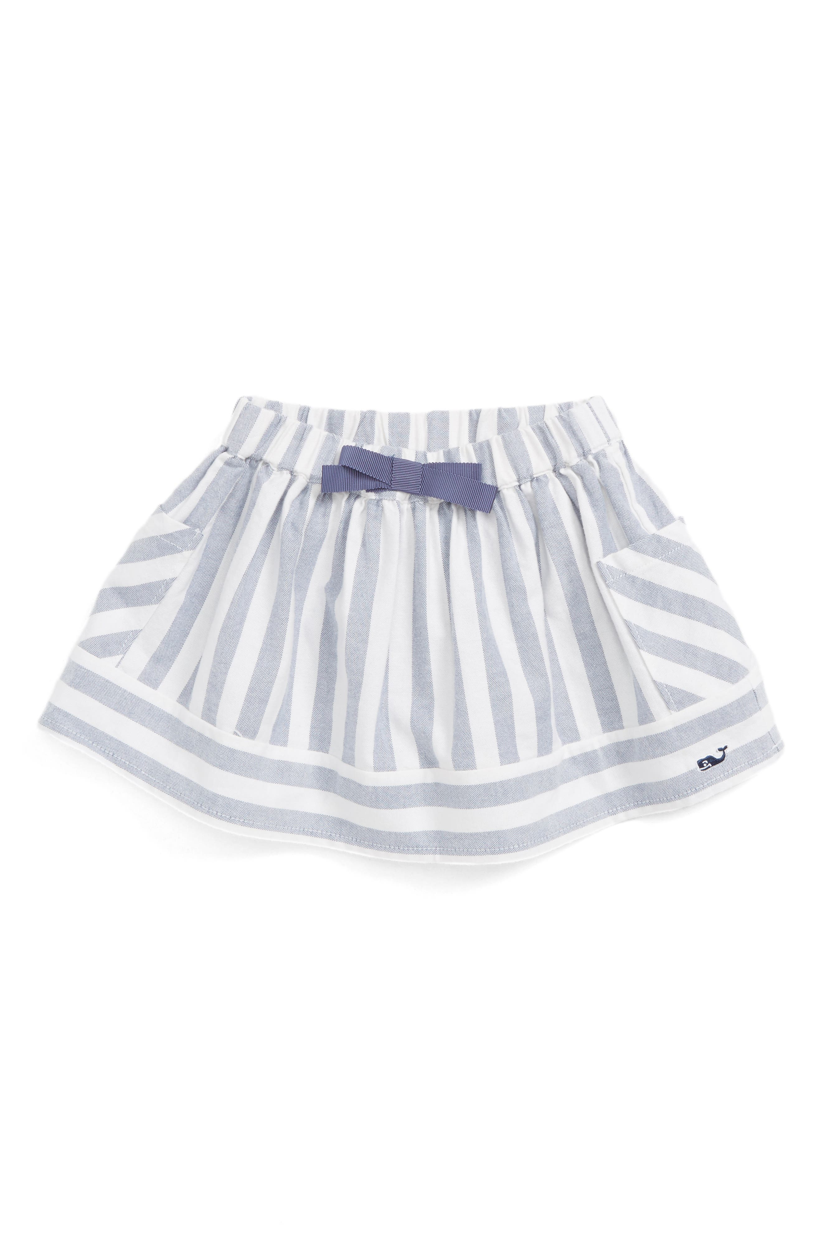 VINEYARD VINES Coastside Stripe Skirt